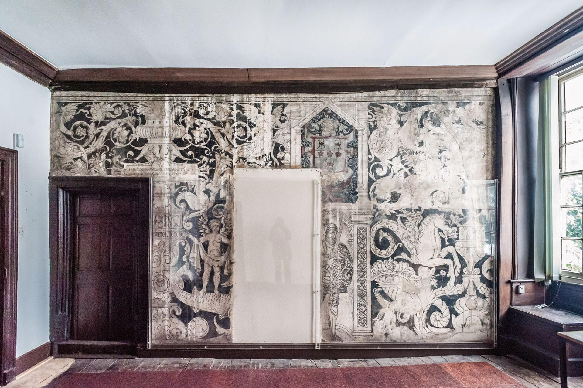 The Charterhouse in Coventry is the only one in England to survive the Dissolution of the Monasteries with its original interiors and wall paintings Courtesy of Historic Coventry Trust