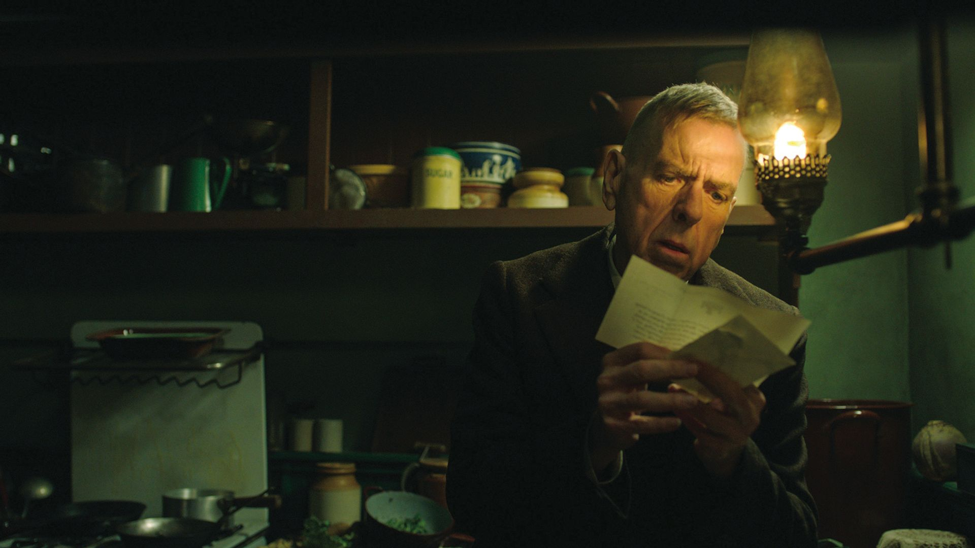 Timothy Spall shines as L.S. Lowry Courtesy of the DDA Group