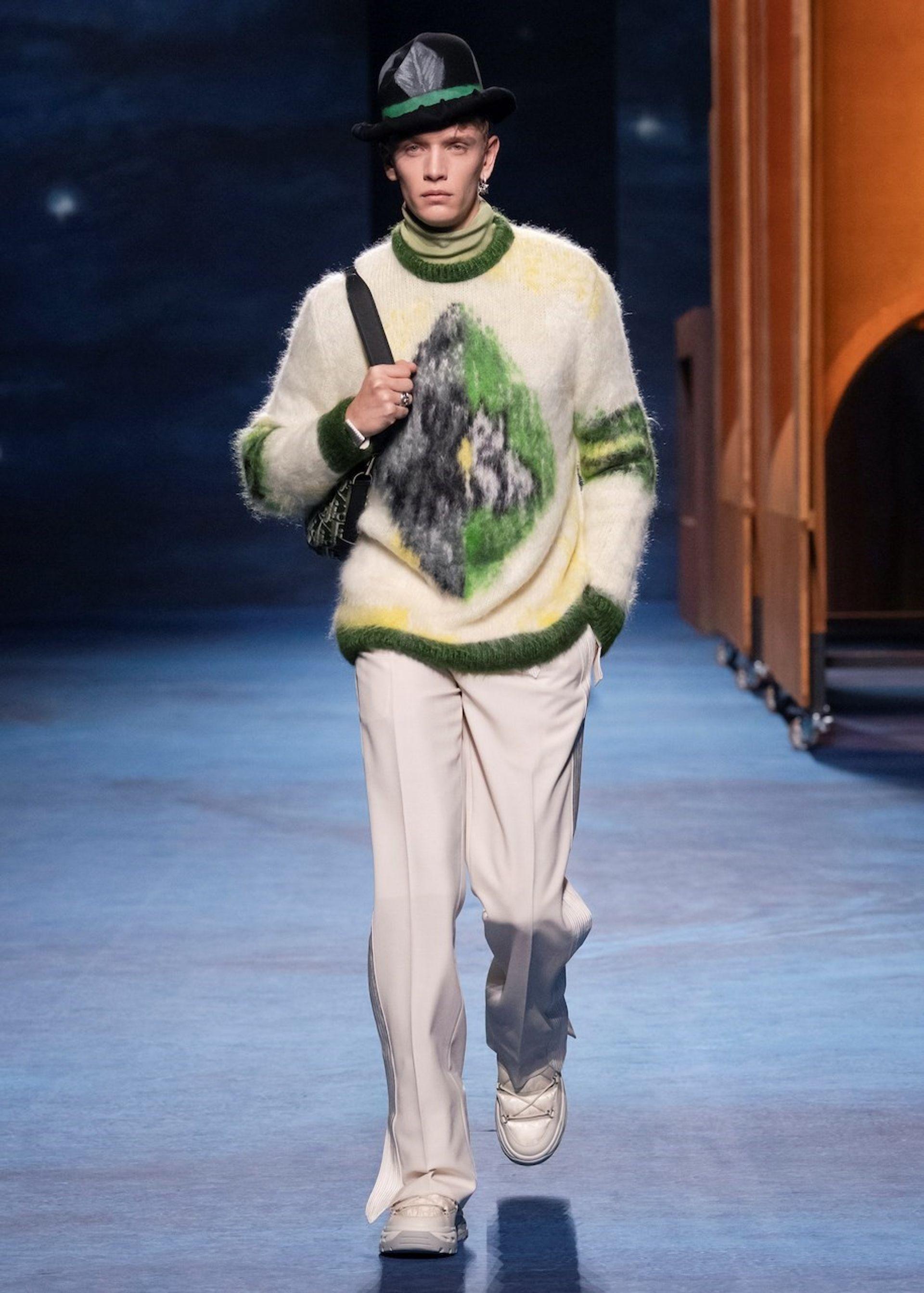 Dior Mens Autumn/Winter 2021 Courtesy of Dior