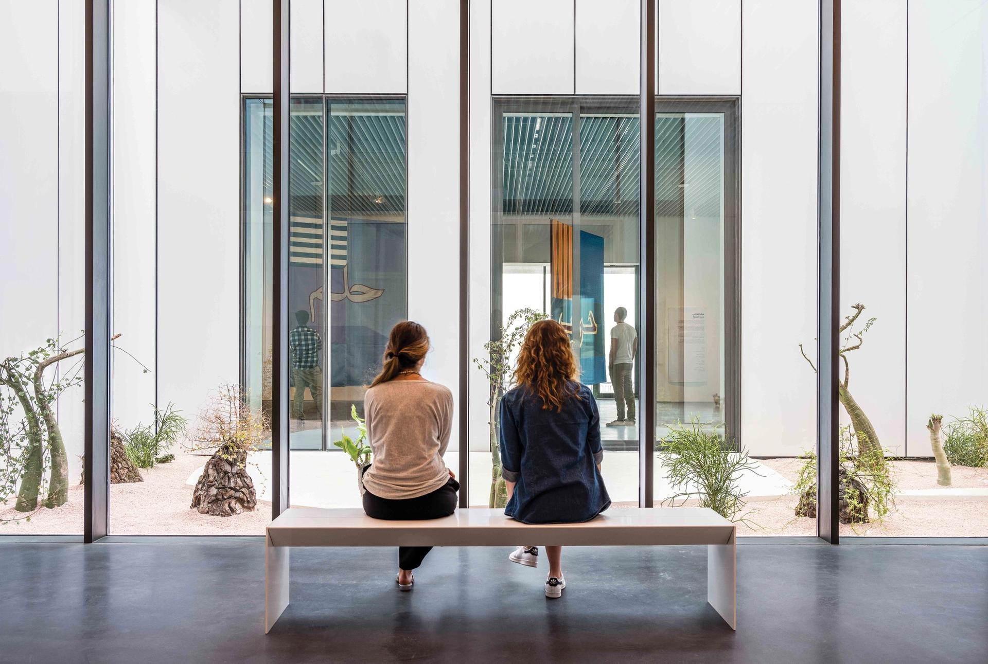 The new Jameel Arts Centre in Dubai © Mohamed Somji