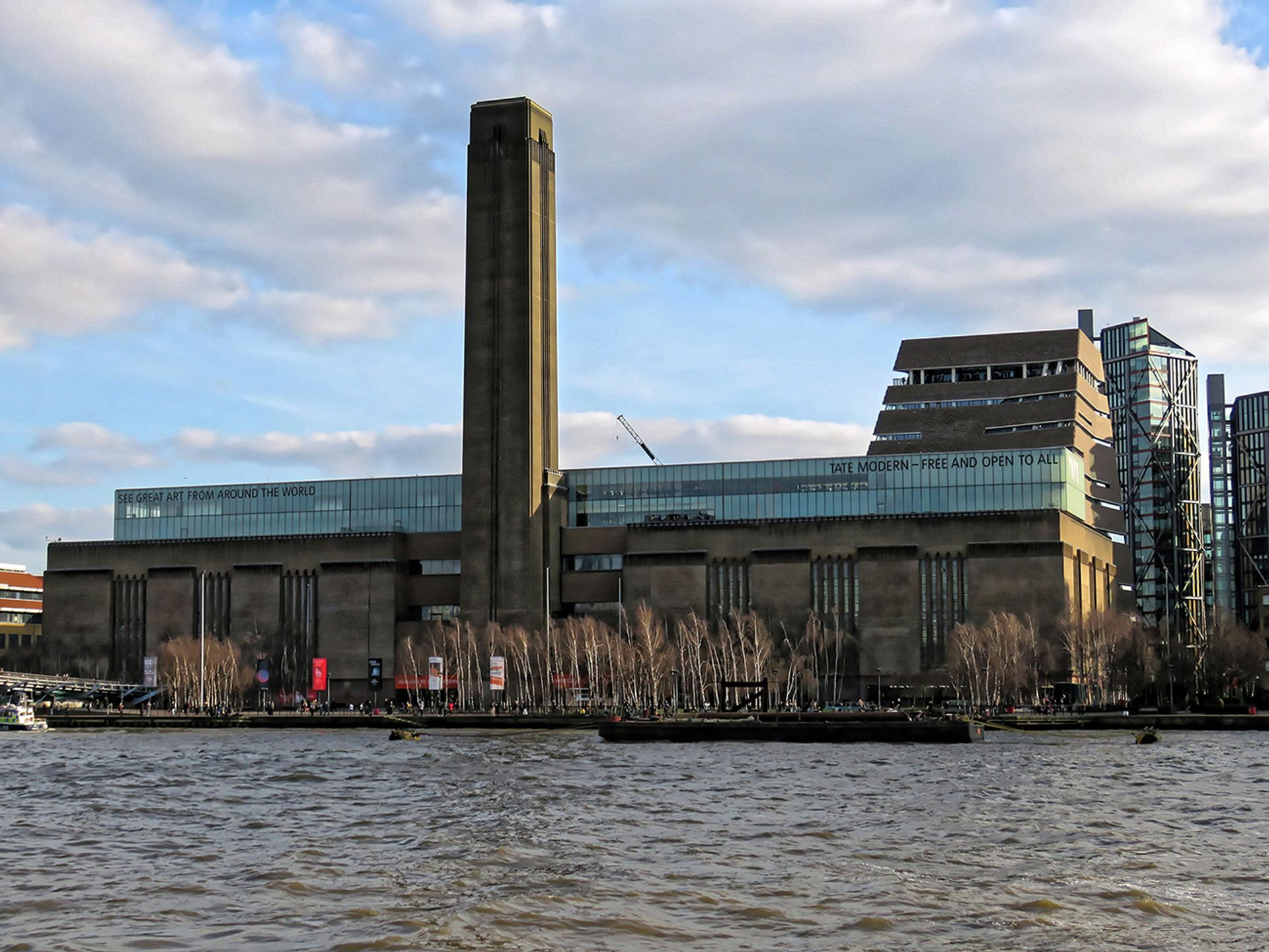 Tate Modern Photo: Acabashi/CC