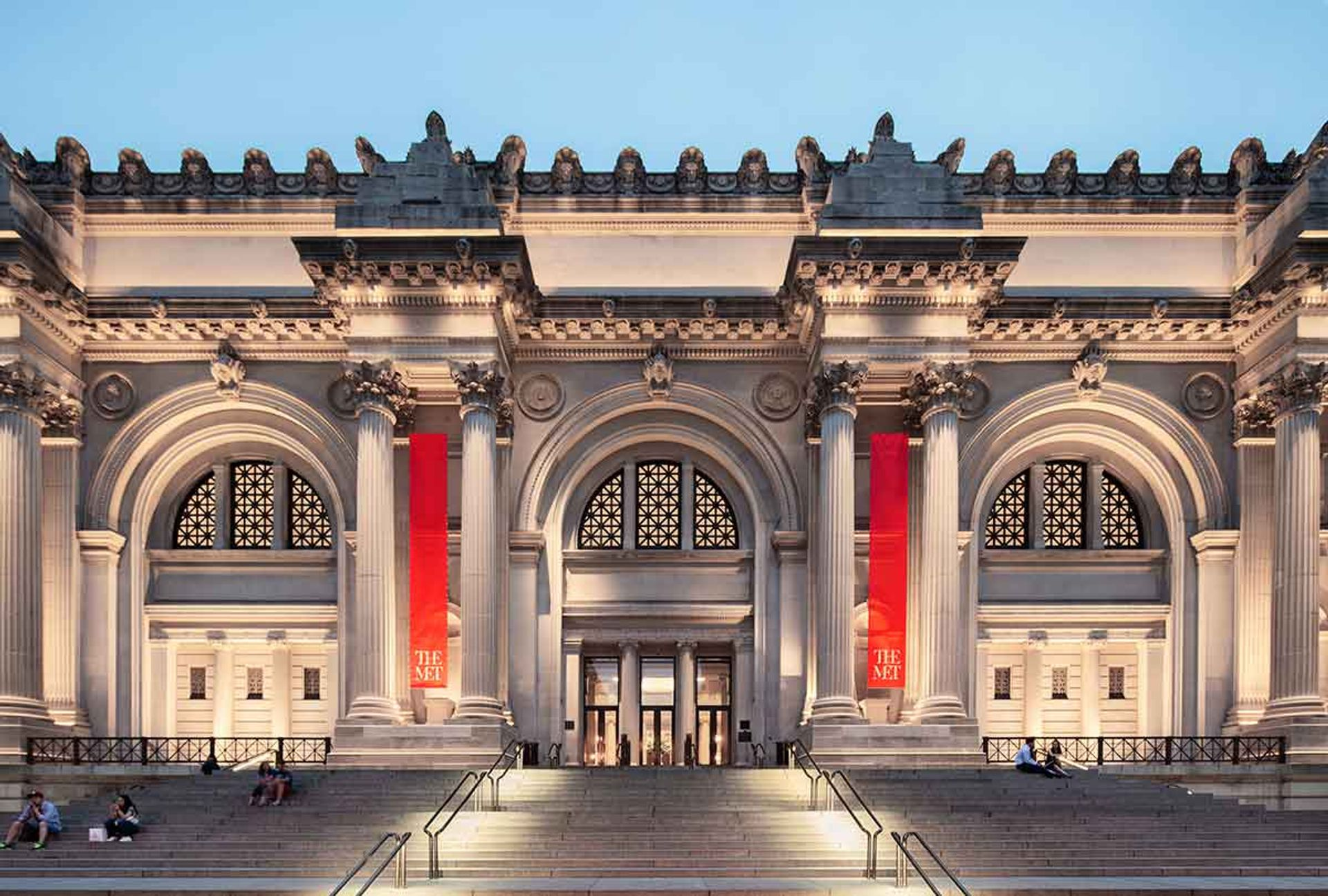 The Met's location on 5th Avenue will reopen 29 August. Courtesy of the Metropolitan Museum of Art