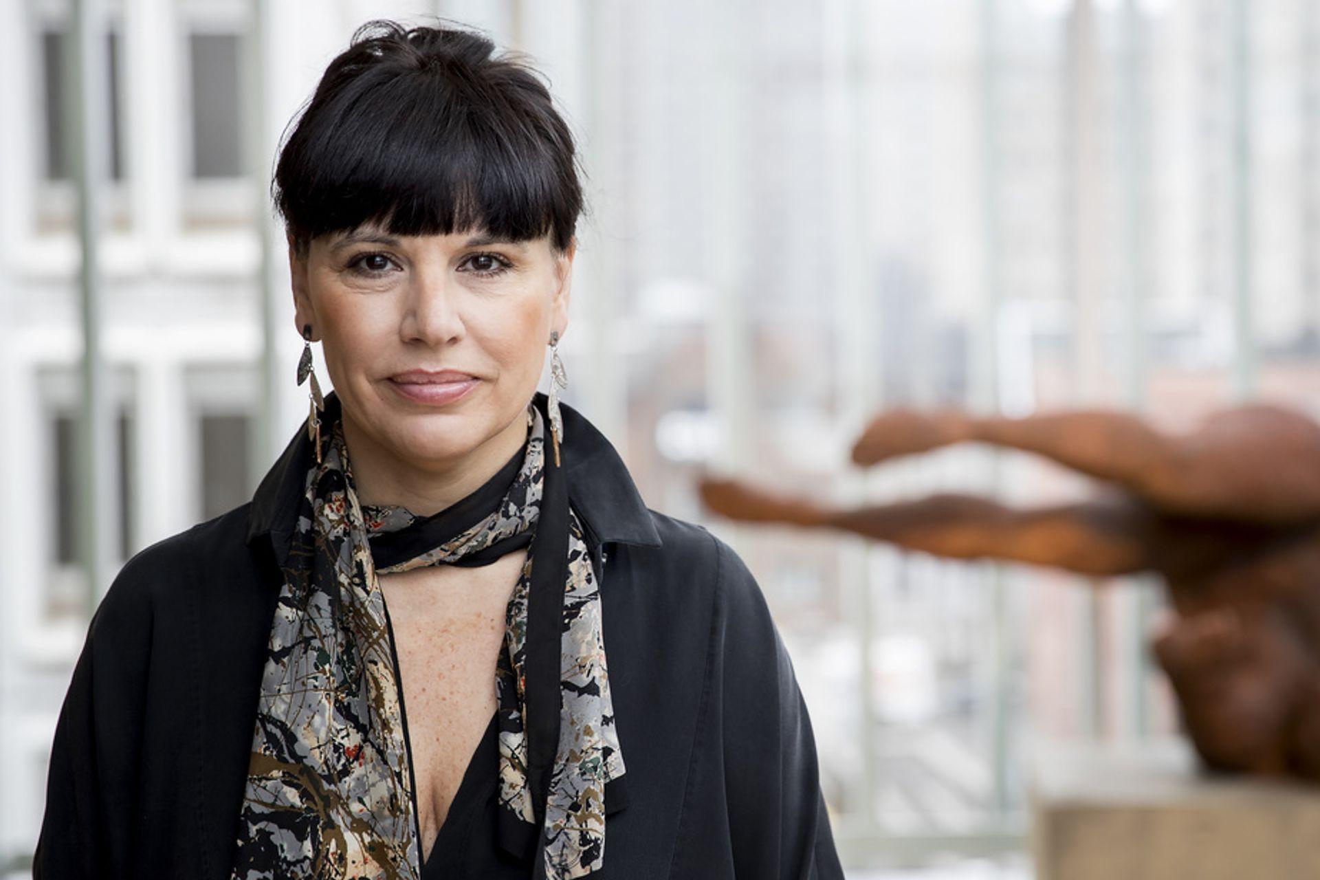 Nathalie Bondil, director general of the Montreal Museum of Fine Arts/Musée des beaux-arts de Montréal Photo: Marco Campanozzi