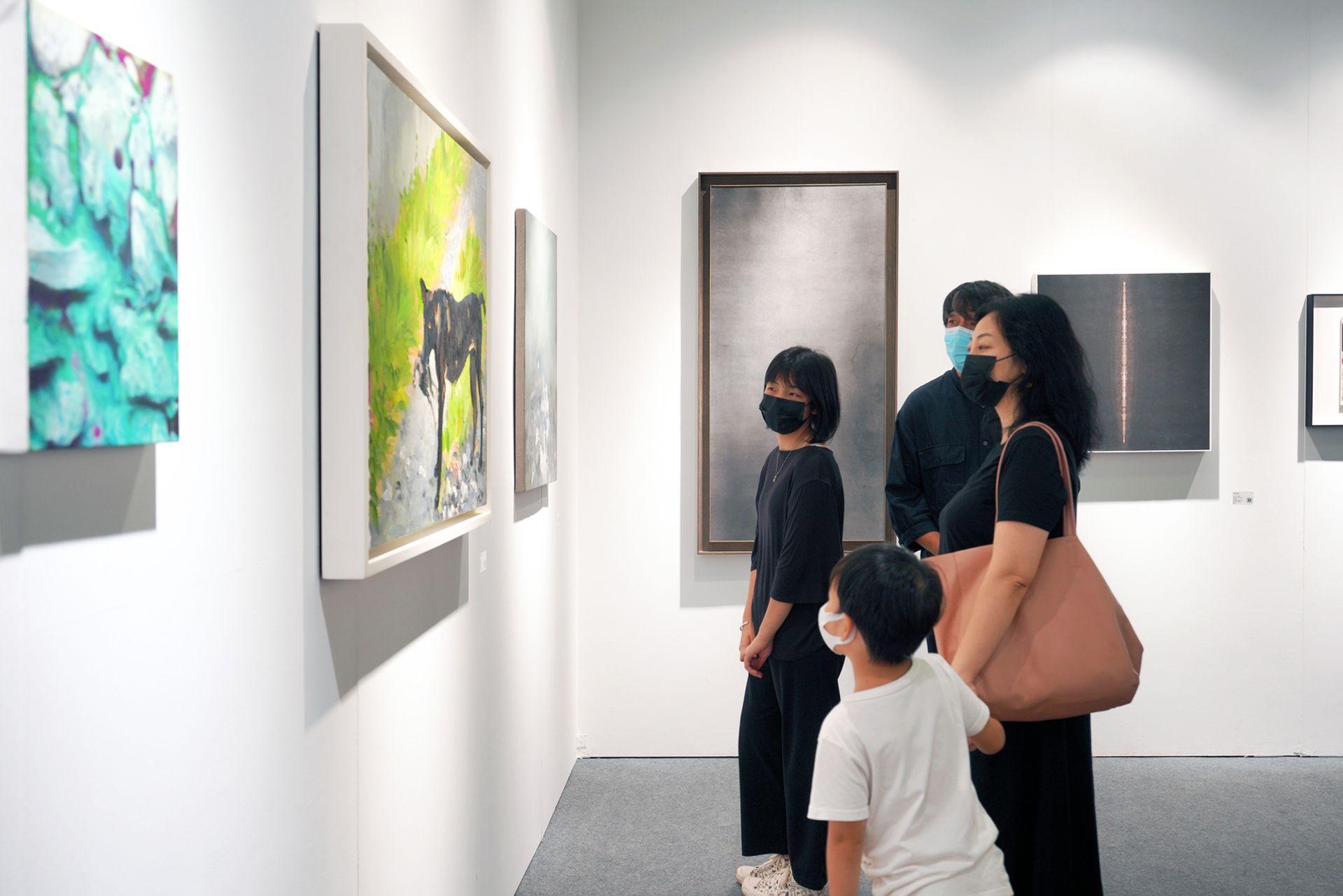 Art Shenzhen opened last weekend Image: courtesy of 2020 Art Shenzhen