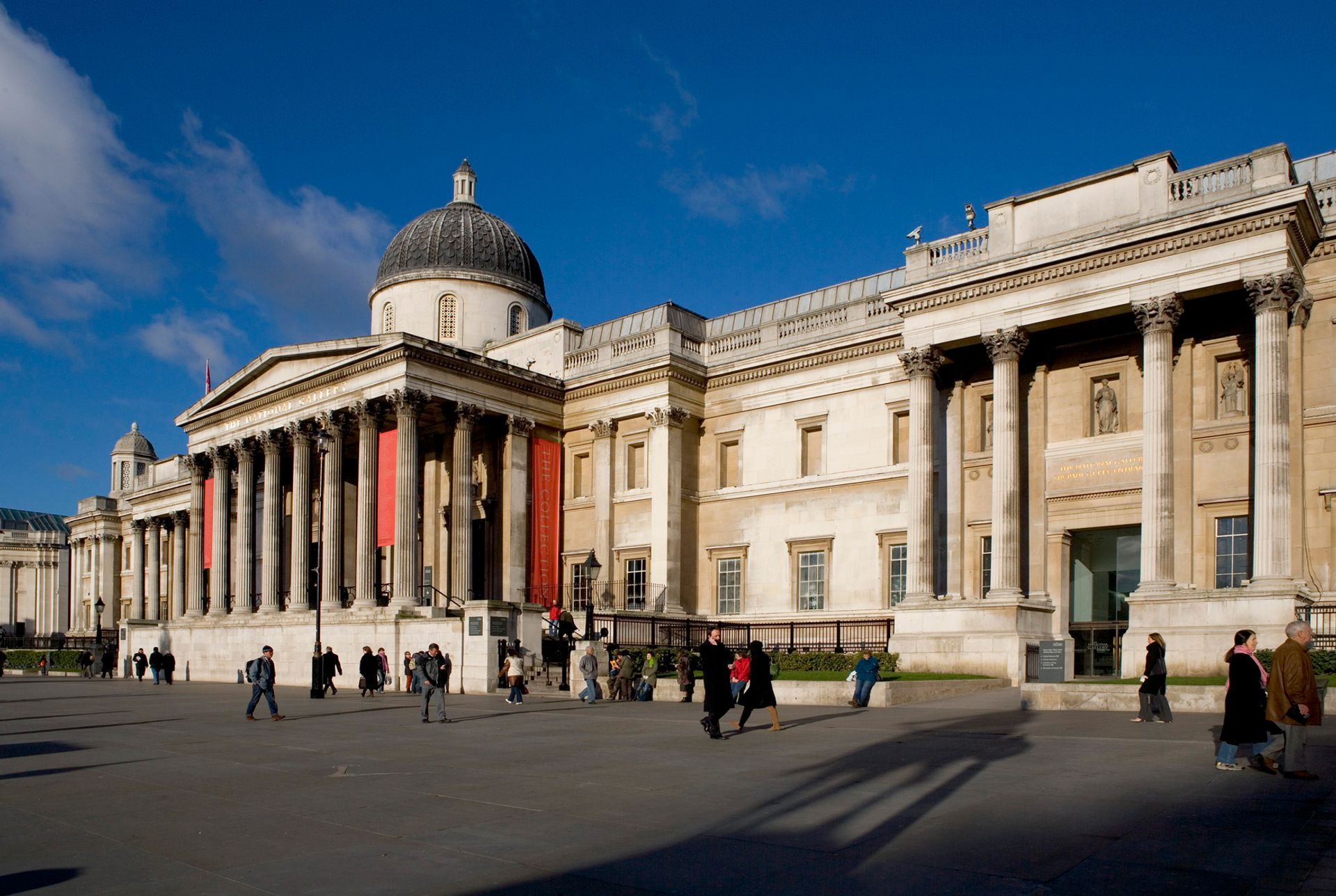 The National Gallery in London will celebrate its 200th birthday in 2024 © The National Gallery, London
