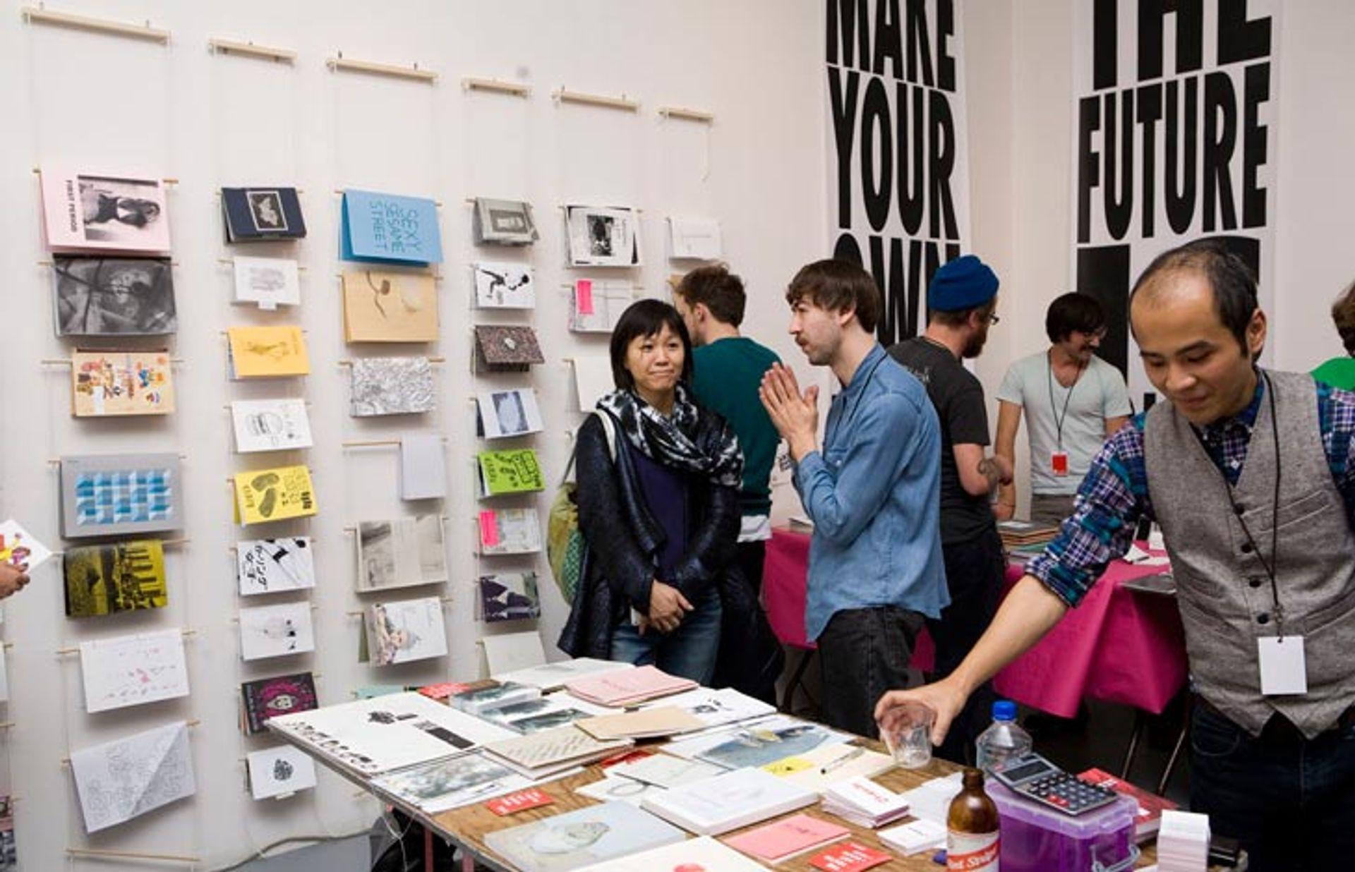 The New York Art Book Fair