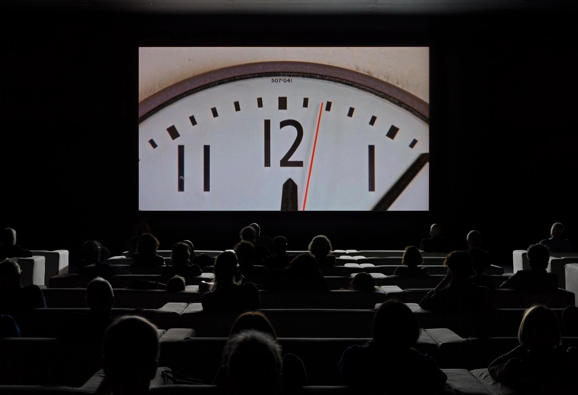 Christian Marclay's The Clock (2010) at Tate Modern © The artist and Tate Photography (Matt Greenwood)