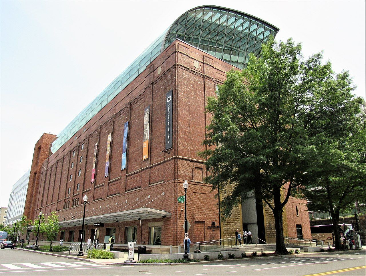 The Museum of the Bible in Washington, DC, has been at the  centre of controversy over its acquisitions process
