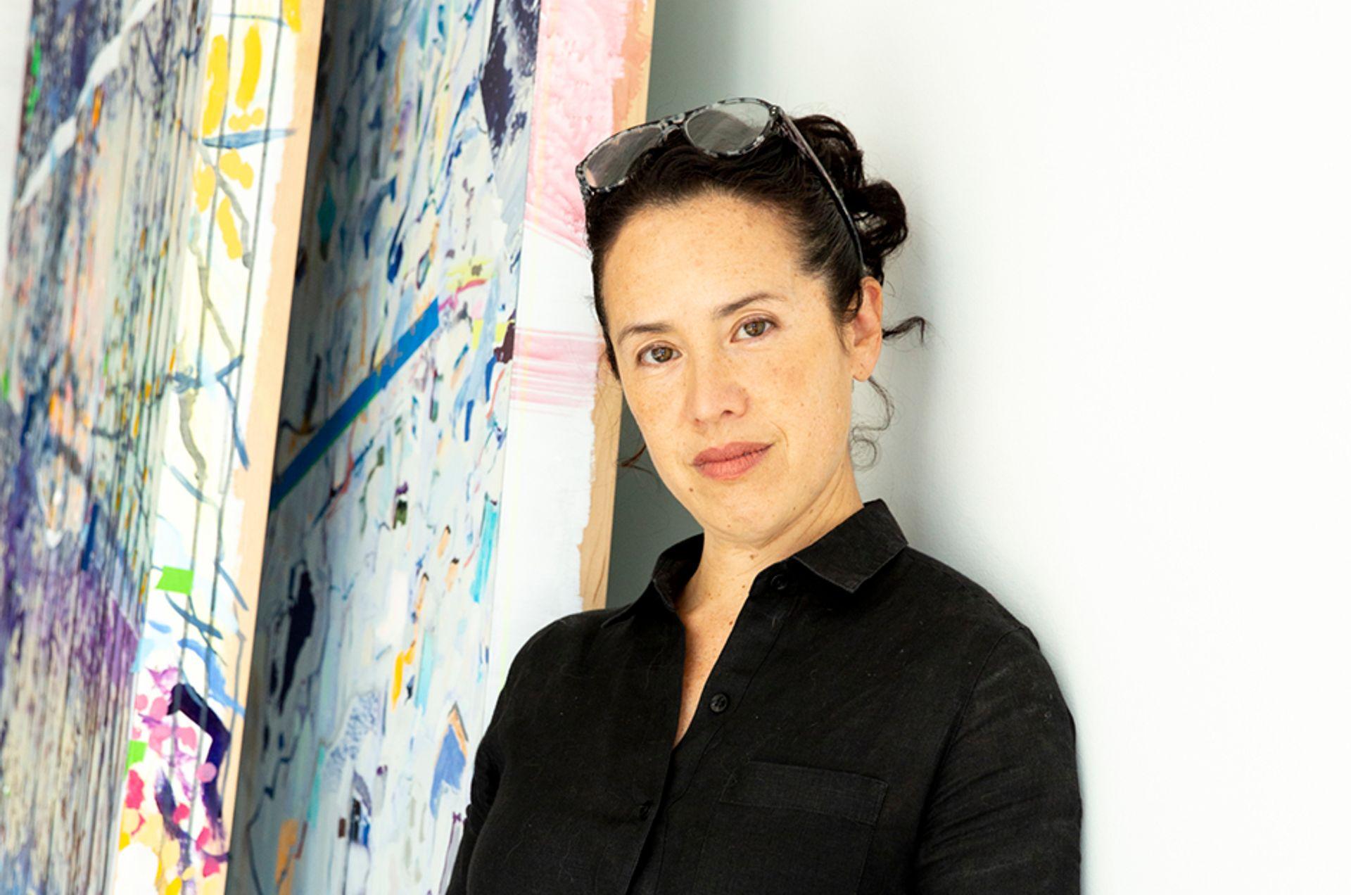 Sarah Sze. Photo: Deborah Feingold. Courtesy the artist and Victoria Miro