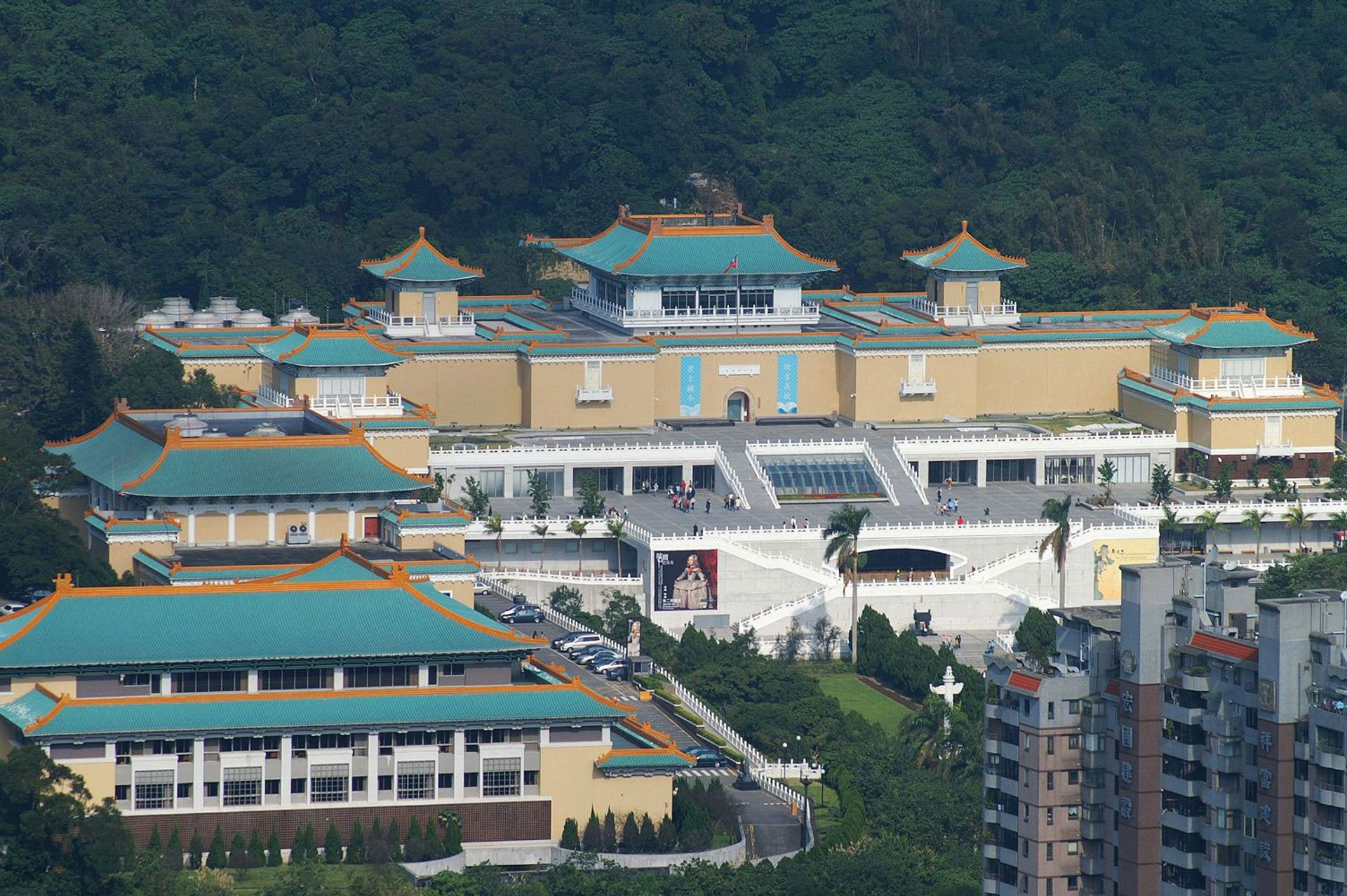 The Chinese are shunning Taipei's National Palace museum