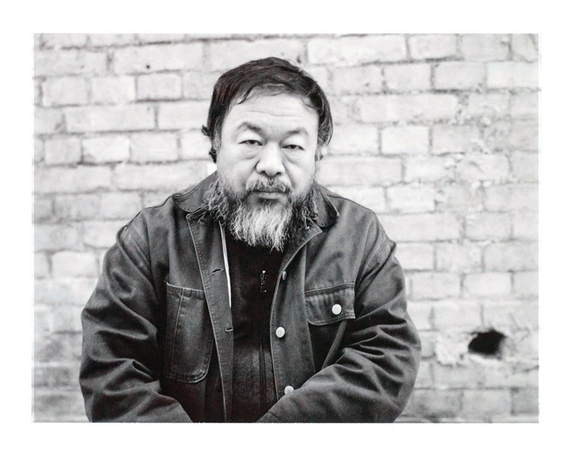 Ai Weiwei © Alfred Weidinger