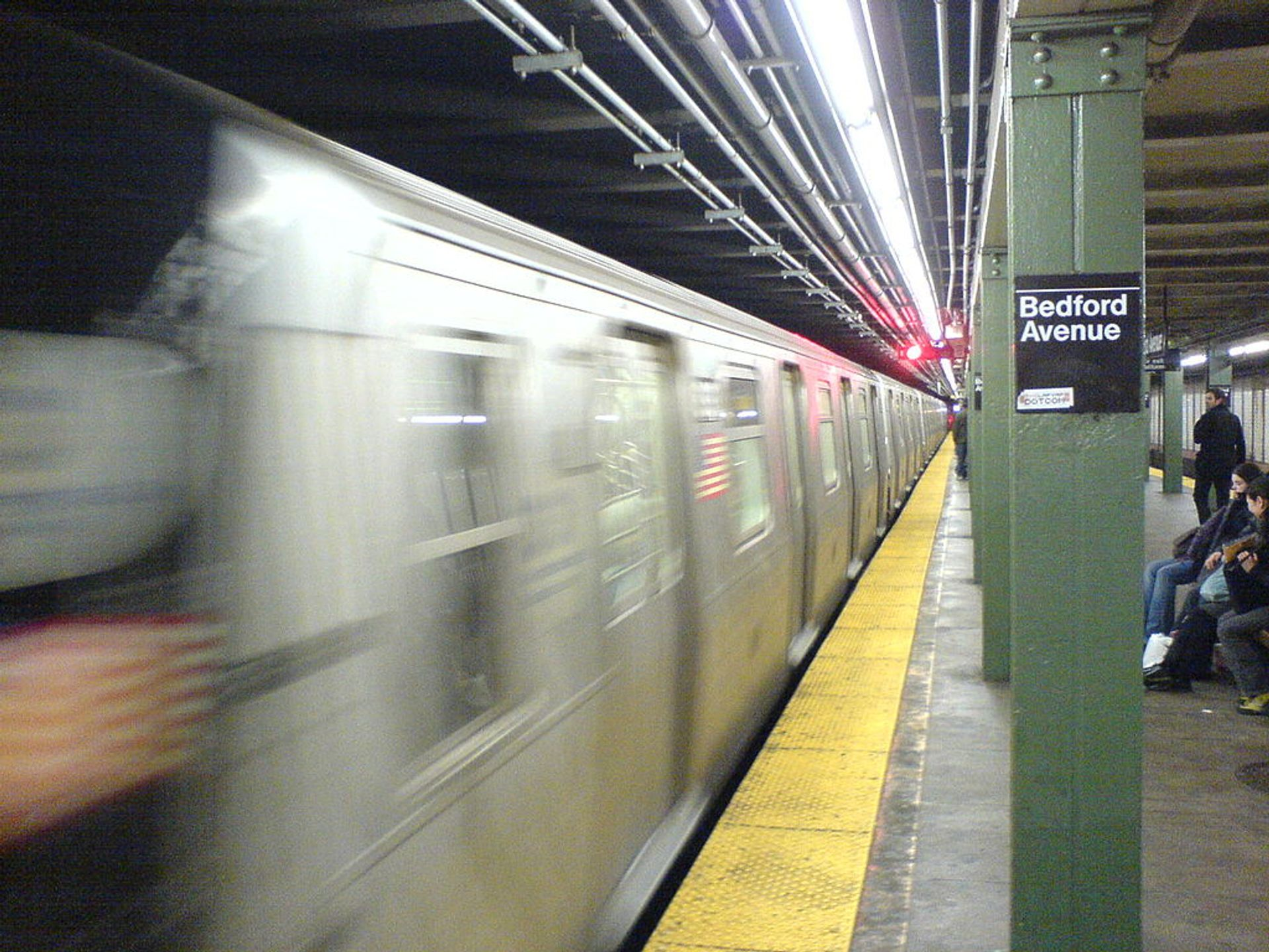 The scrapped L-train closure has affected many Brooklyn-based art dealers along the line, including those off  Williamsburg's Bedford stop and Bushwick's Morgan, Lorimer and Jefferson stops. Wikimedia Commons