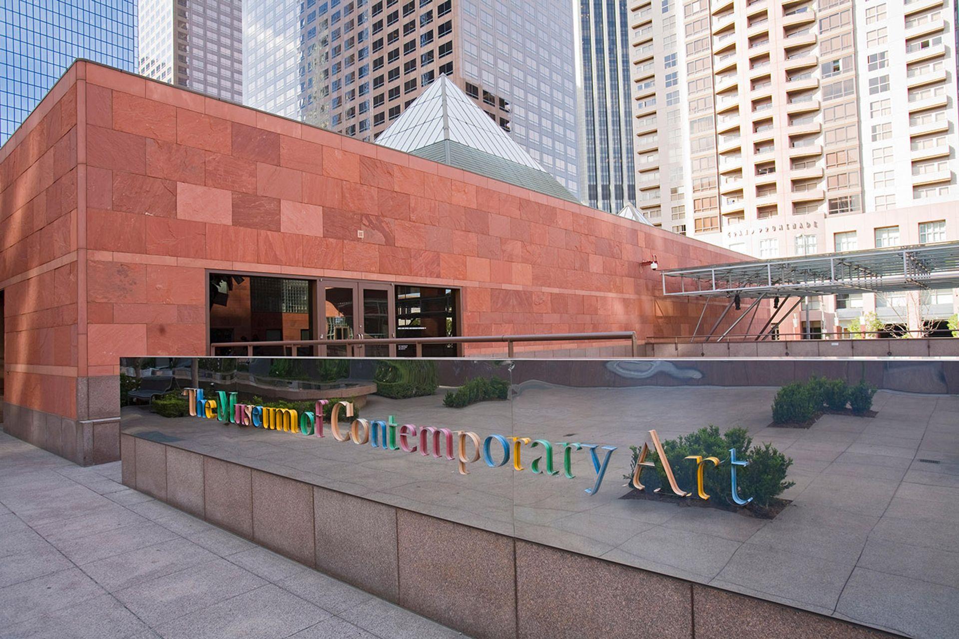The Museum of Contemporary Art, Los Angeles Danita Delimont/Alamy Stock Photo