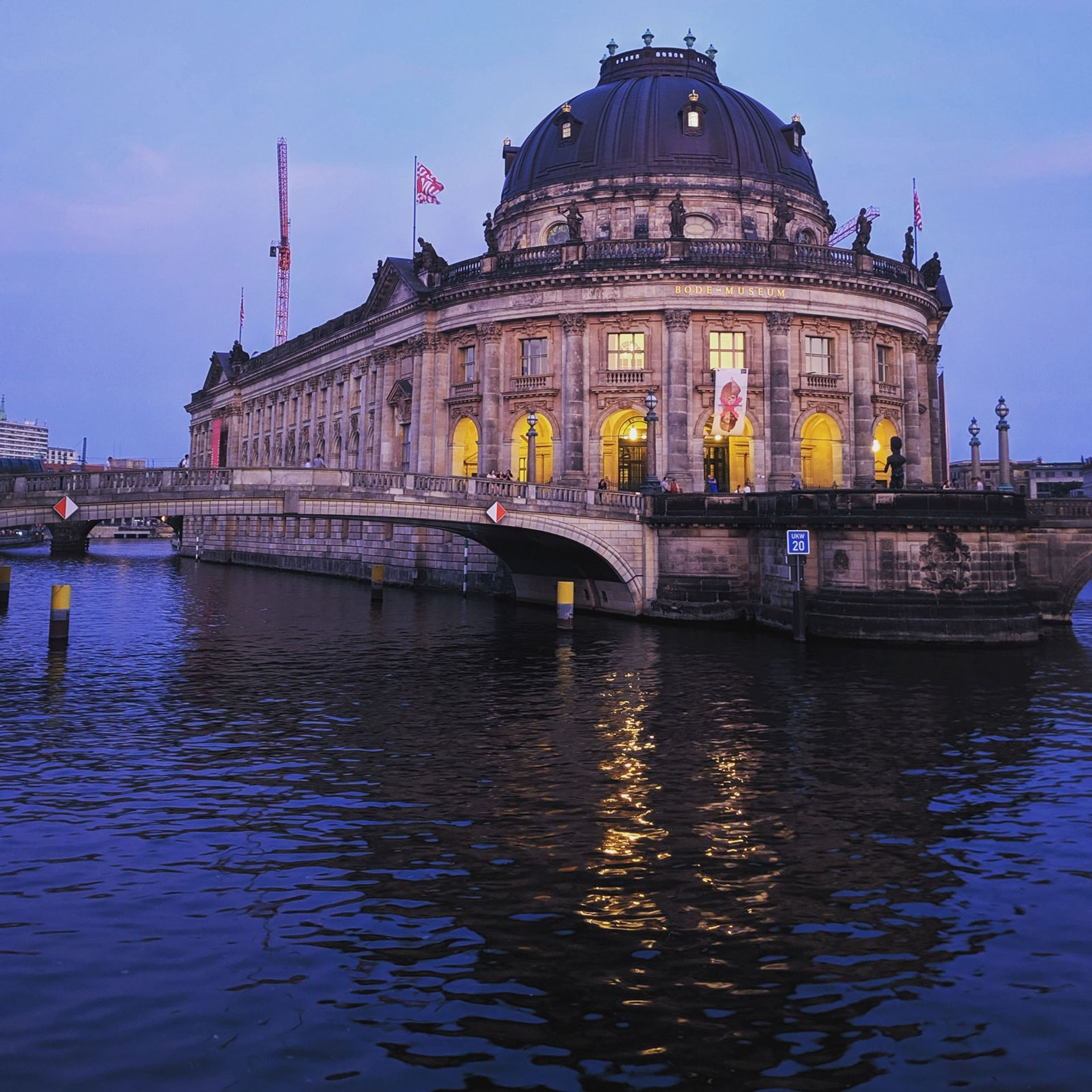 Berlin's museums will close until at least 19 April because of coronavirus © Alana Harris