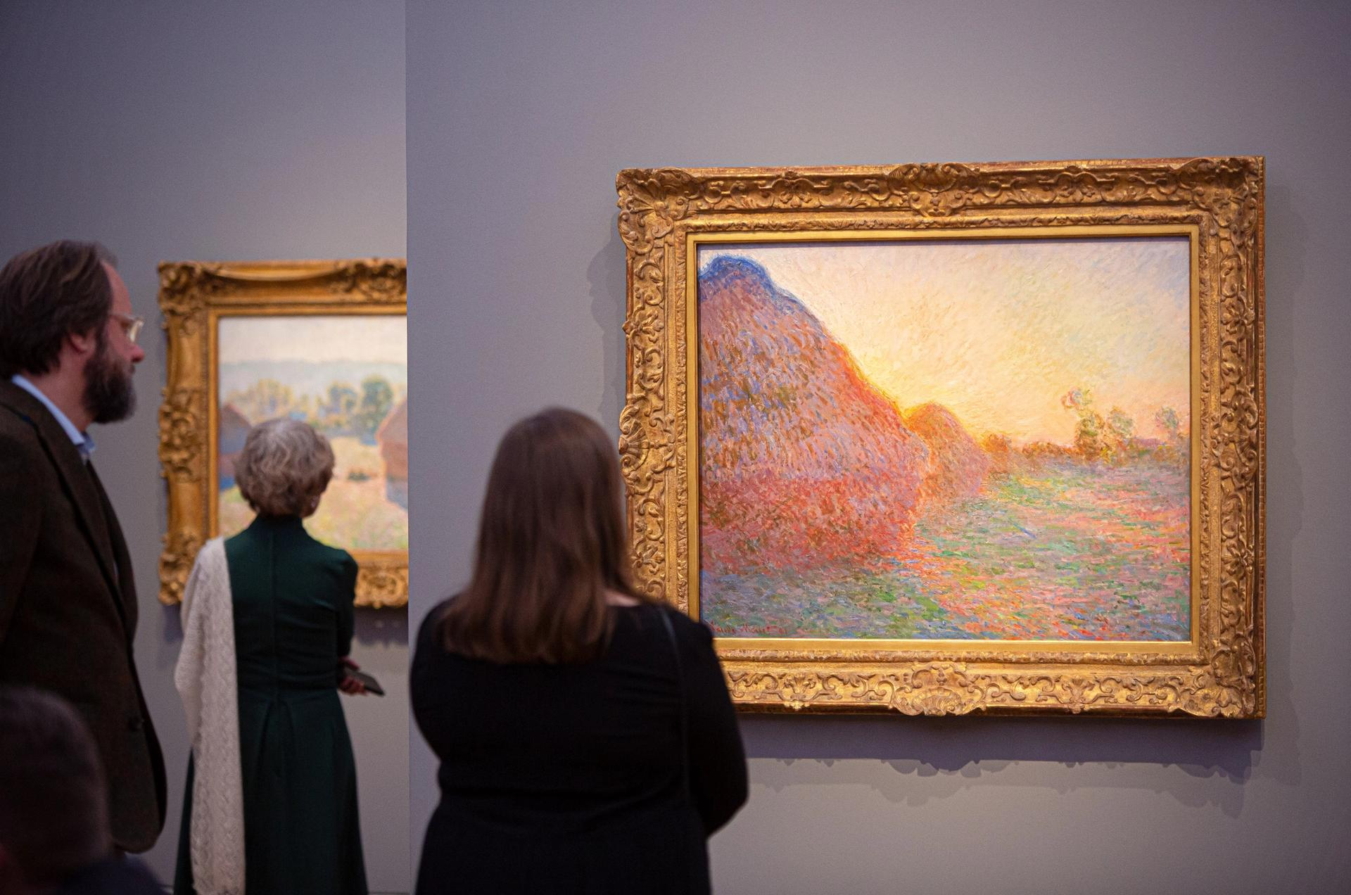 The Barberini Museum in Potsdam, which is currently showing a Monet exhibition, will close until 17 March Photo: David von Becker, © Museum Barberini