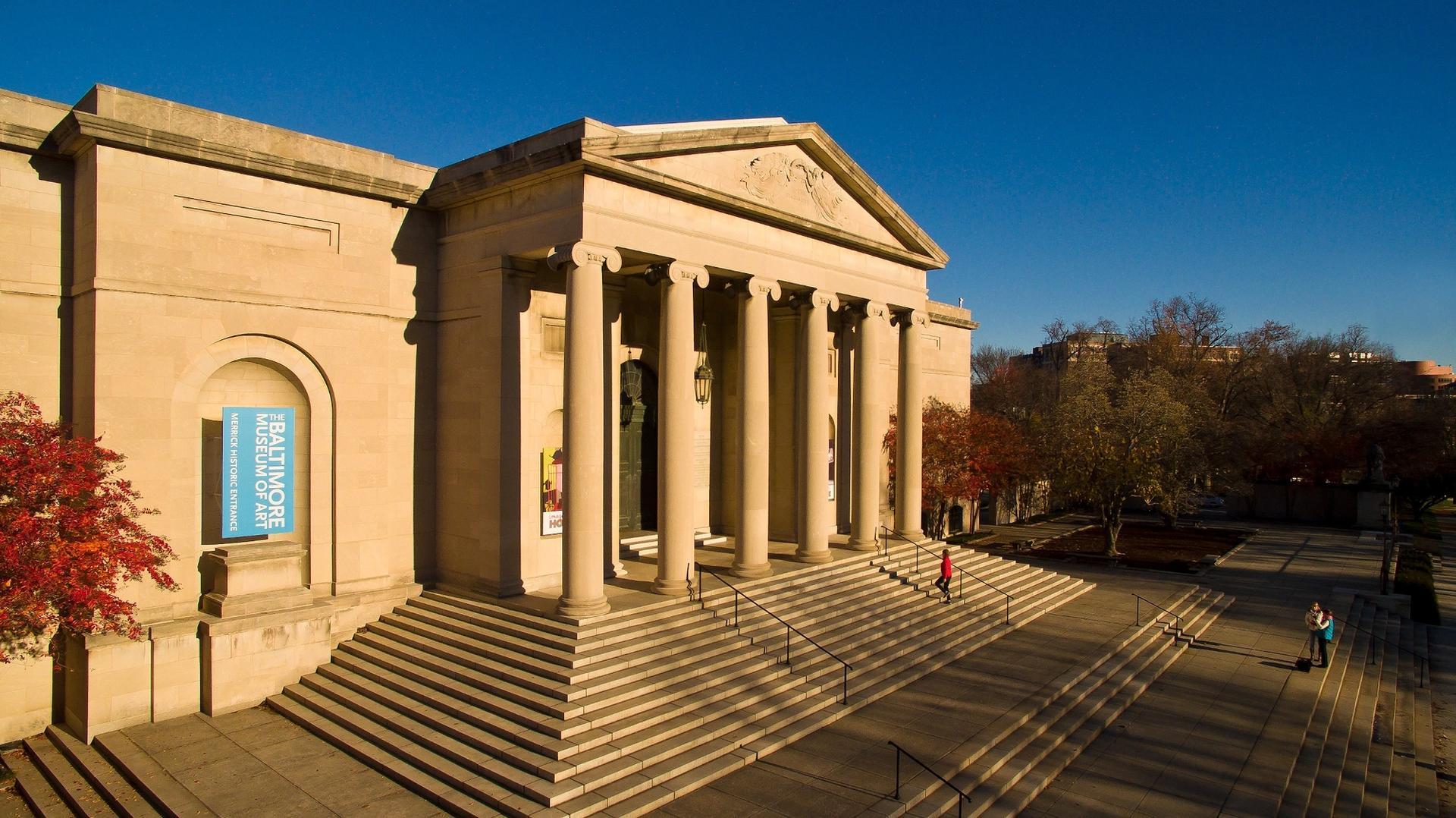 The Baltimore Museum of Art Photo: Stephen Spartana