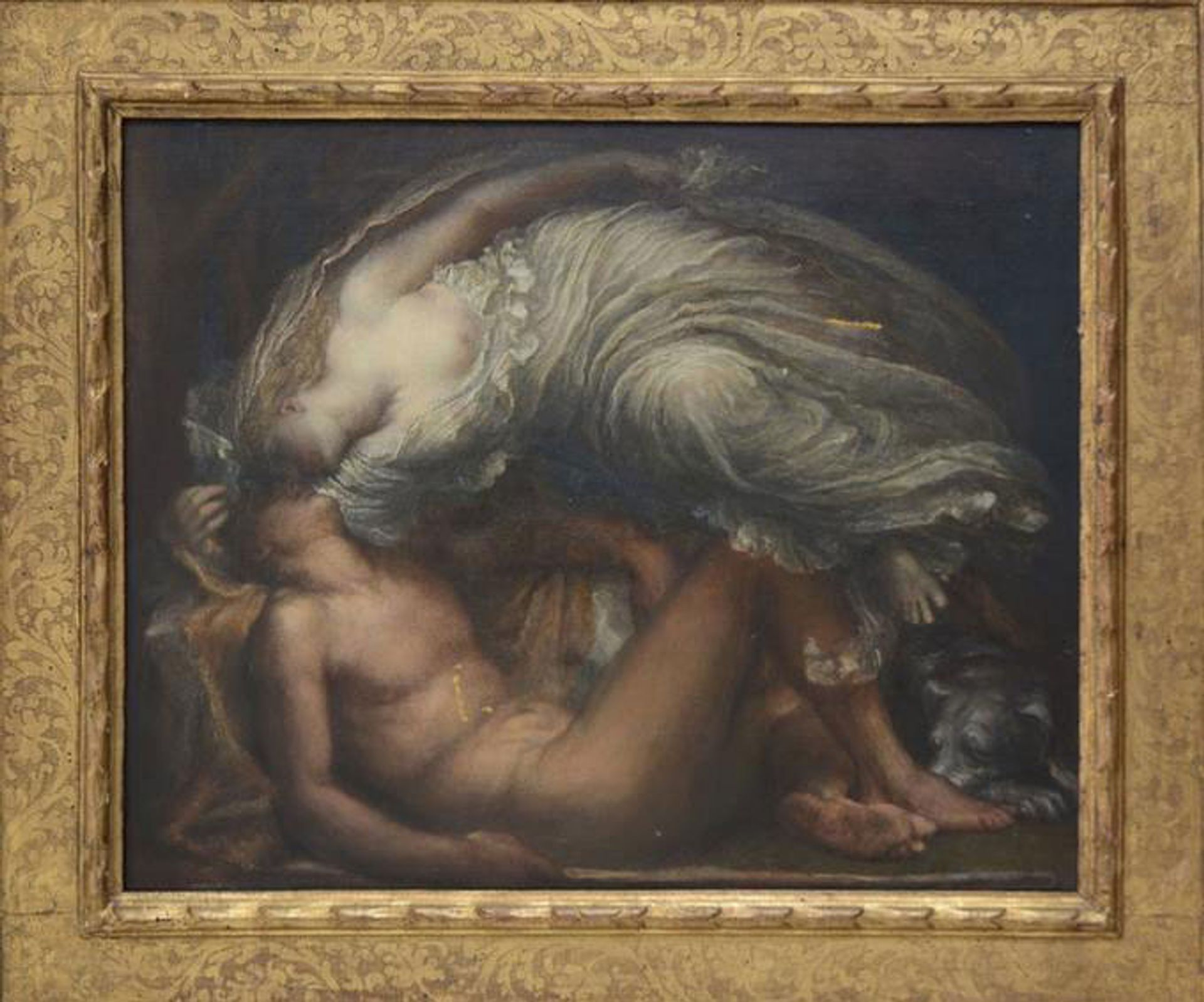 George Frederic Watts's Endimyon (1872) was among the works stolen from the Bulmers Avon and Somerset Police/PA