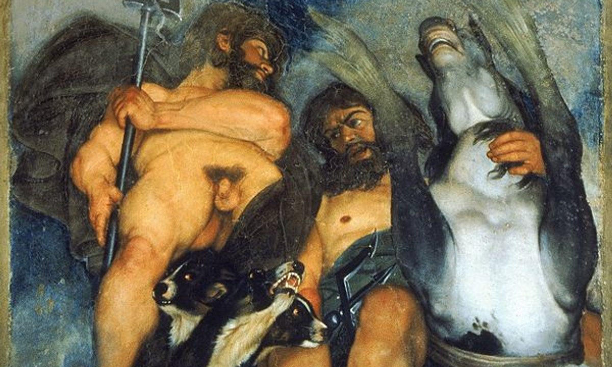 Rome villa with Caravaggio's only ceiling painting announced for auction with a €471m price tag