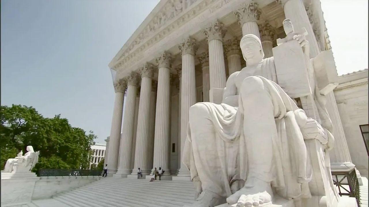 US Supreme Court Image courtesy of C-Span