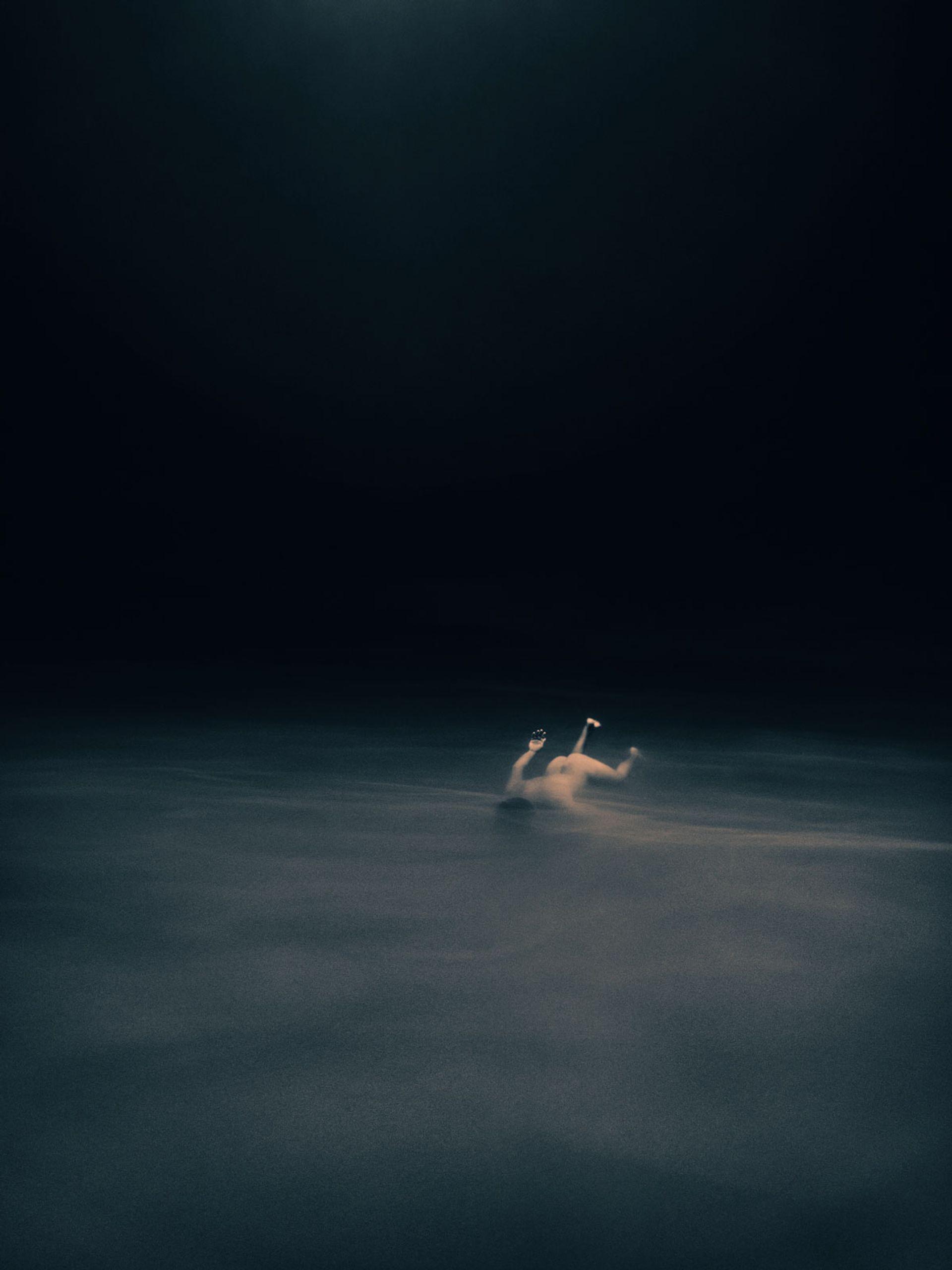 Julian Charrière's Where Waters Meet (3.77 atmospheres) (2019) © Julian Charrière; VG Bild-Kunst, Bonn; Dittrich and Schlechtriem, Berlin