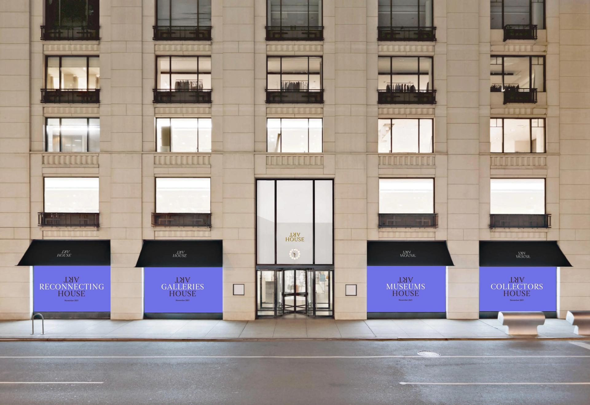 A rendering of the new Art House at 660 Madison Avenue Courtesy of Art House