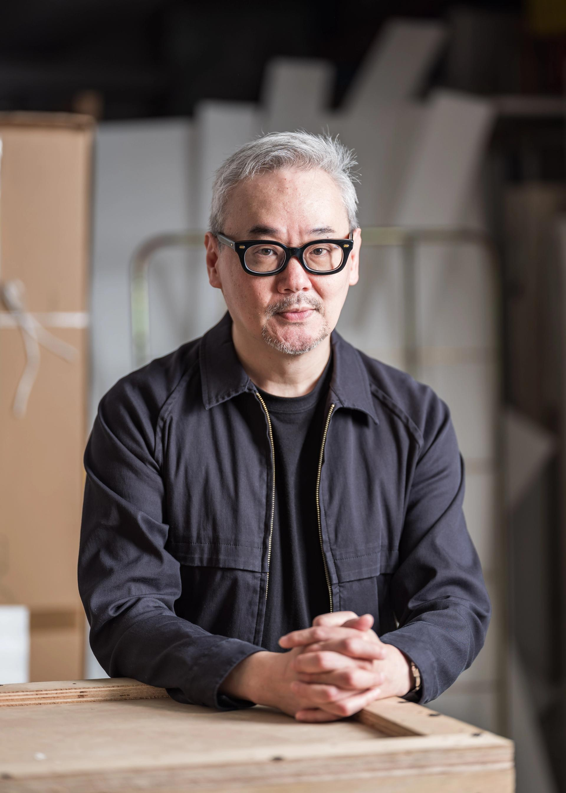 The Hong Kong dealer Anthony Tao Xinshu was diagnosed with a brain aneurysm Courtesy of Gallery Exit