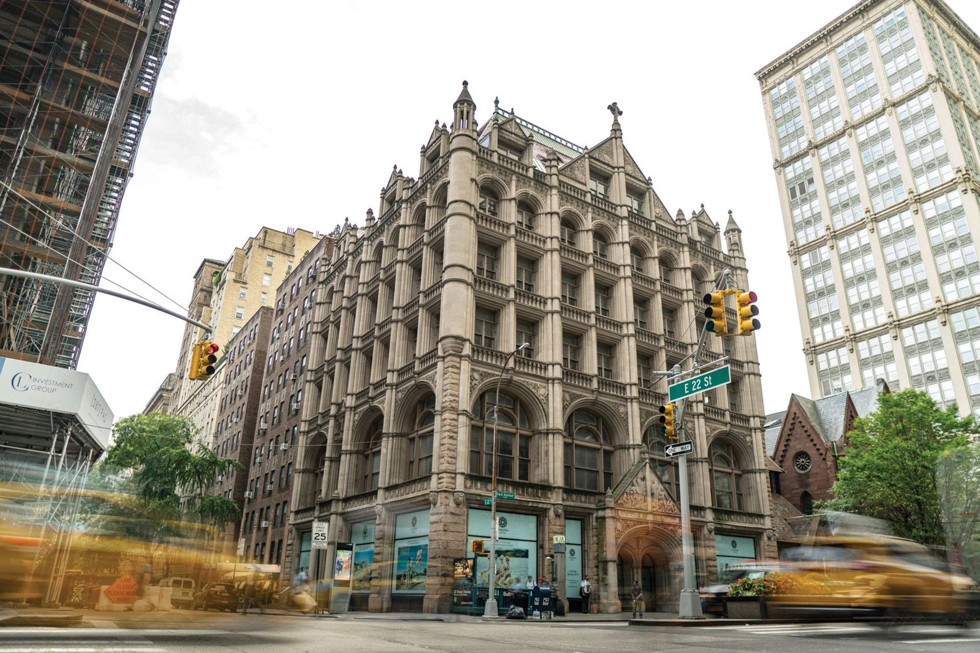 Fotografiska New York is taking over all six floors of the landmarked Church Missions House on Park Avenue South Photo: courtesy of CetraRuddy