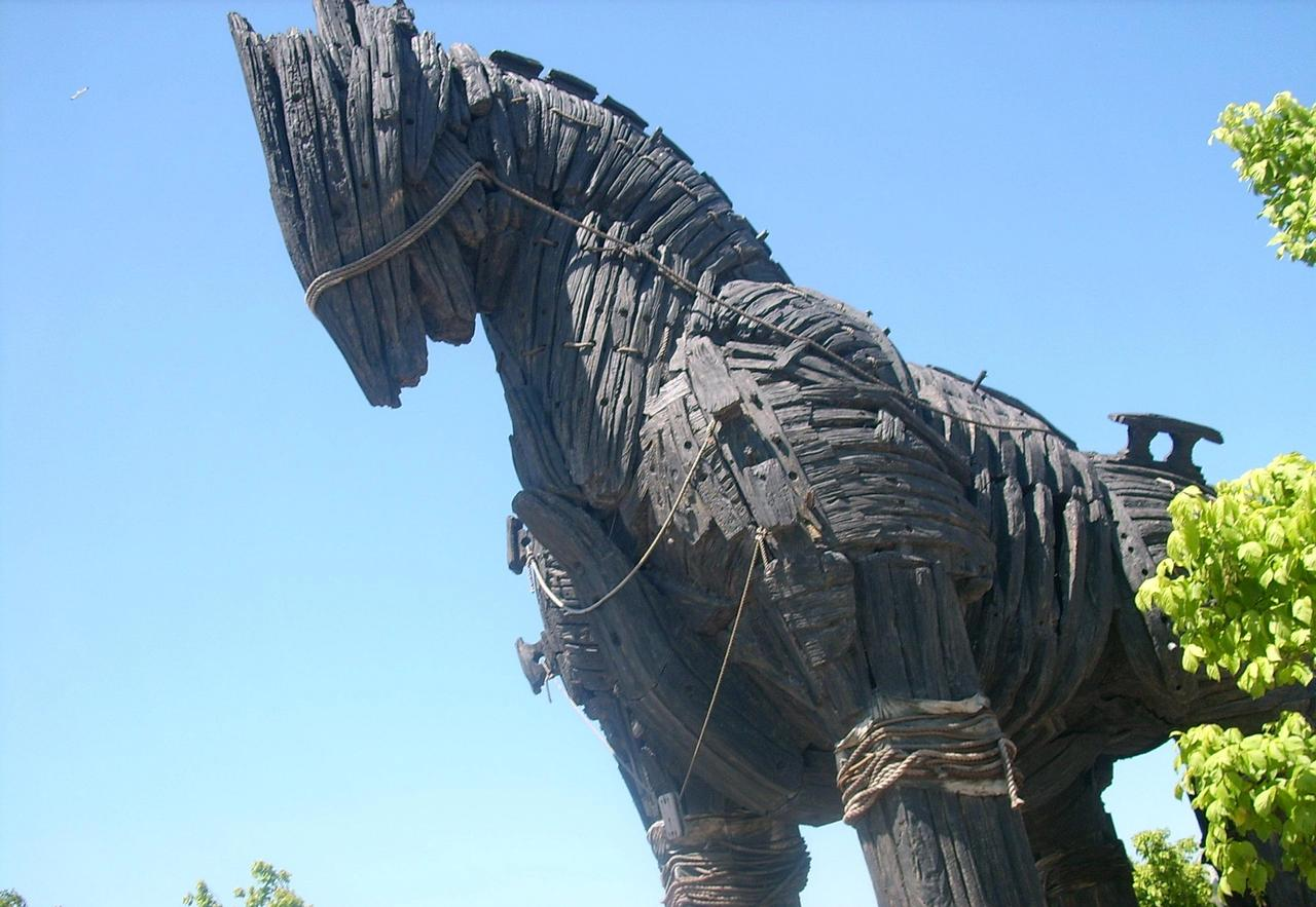 Provenance: the most powerful Trojan horse © Tevfik Teker