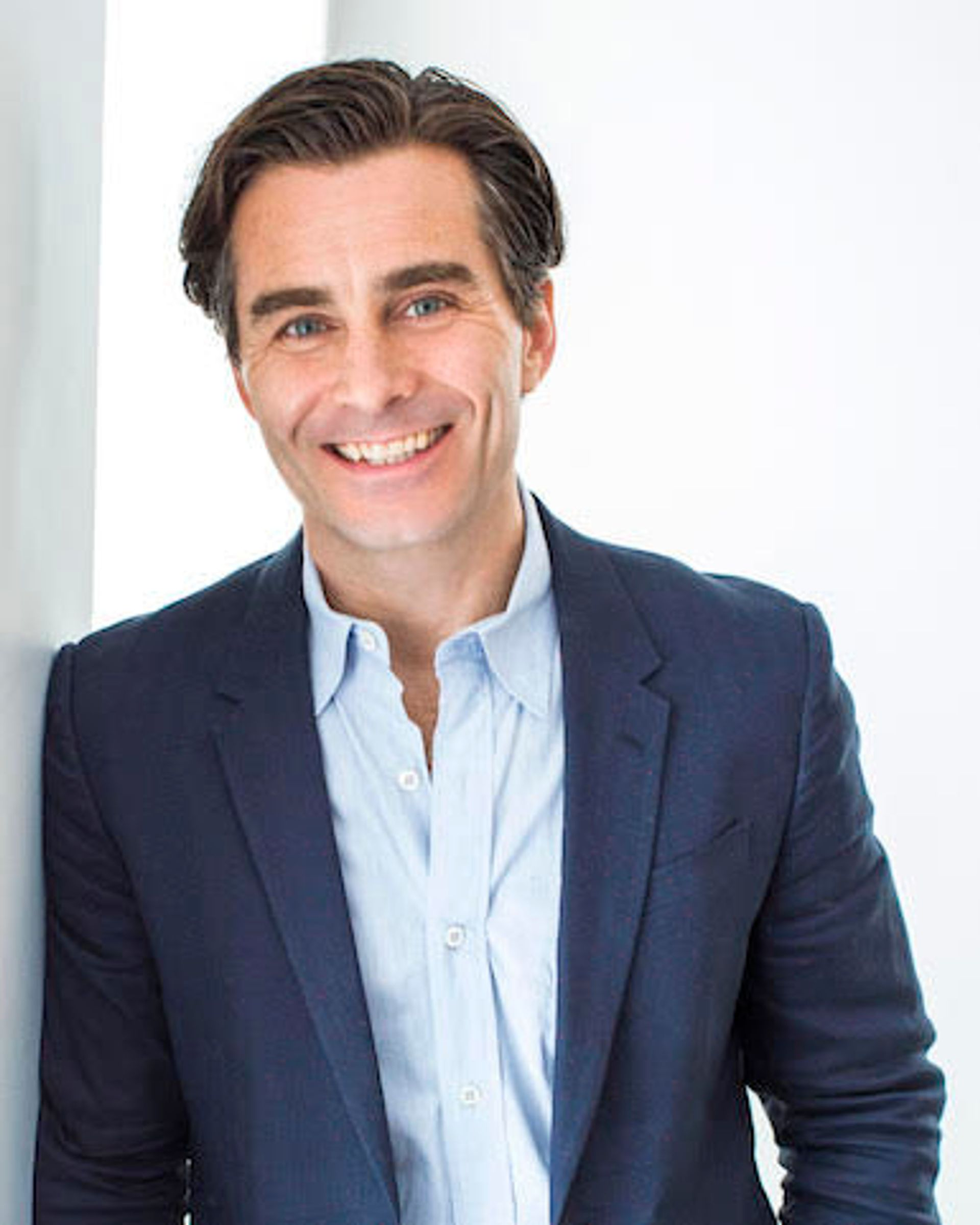 Mike Steib joined Artsy as chief executive in June. Courtesy of Artsy