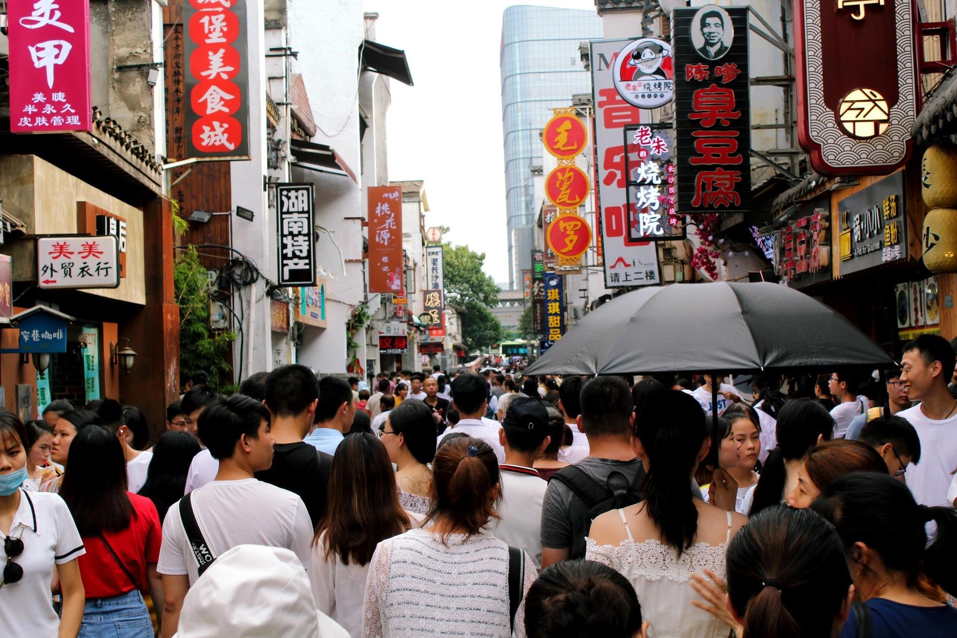 The Western art world has turned its back on China amidst the coronavirus crisis Photo: Jeddy Genrwot Gerald