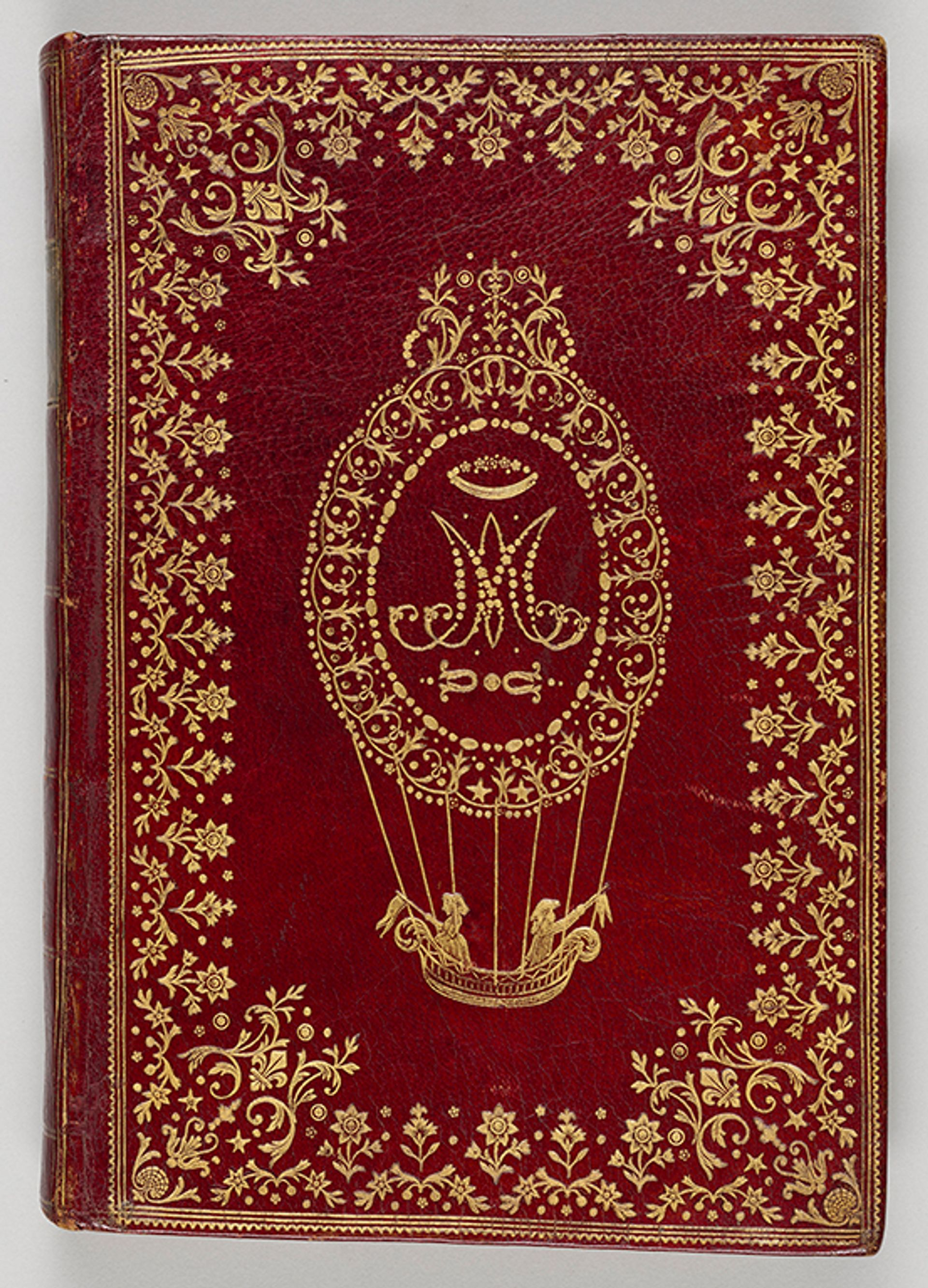 A 1782 French binding by Barthélemy Imbert (1747-1790) bequeathed by Jayne Wrightsman to the Morgan Library & Museum Janny Chiu