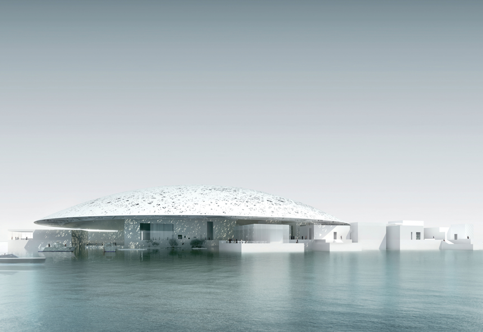 TDIC, Architect Ateliers Jean Nouvel