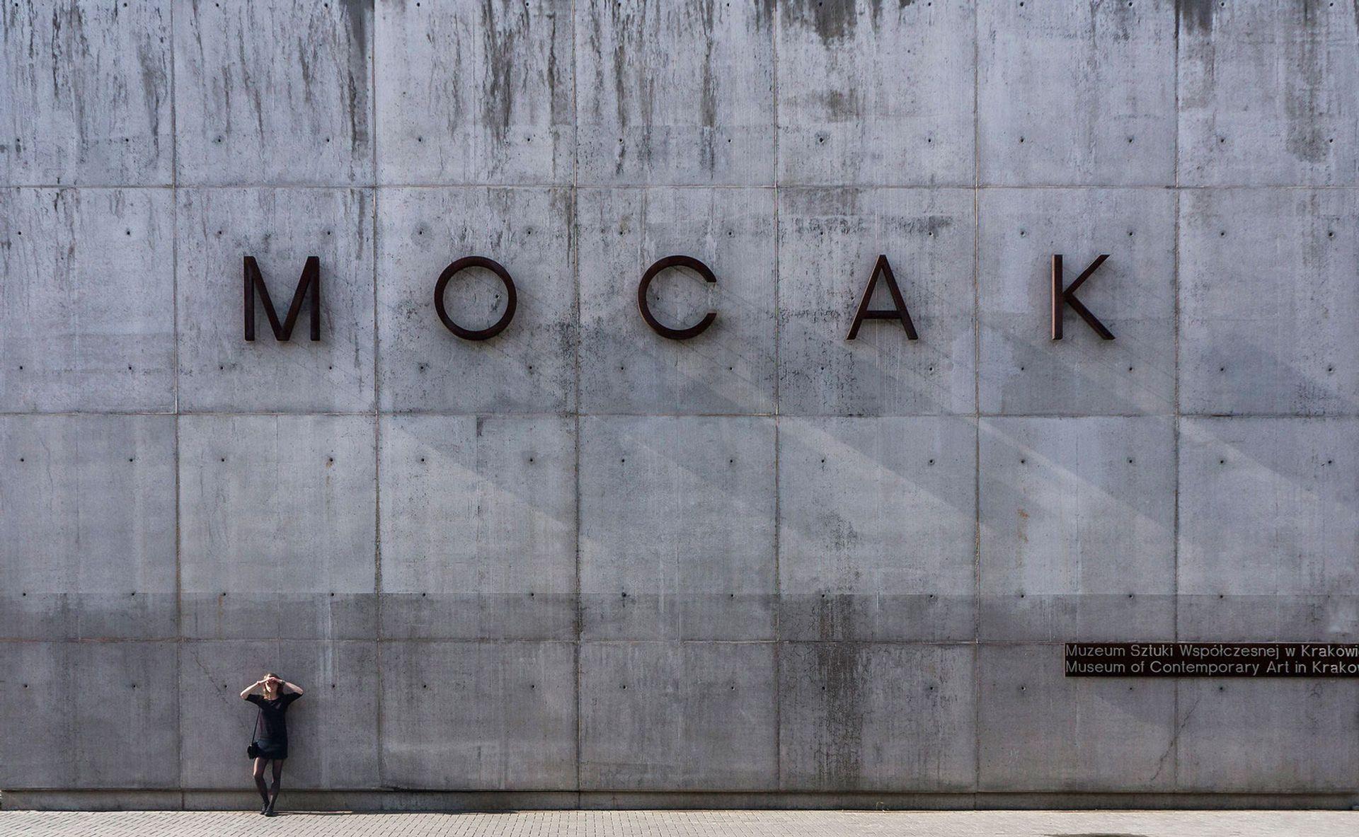 Museum of Contemporary Art in Kraków © Radek Kołakowski/Flickr