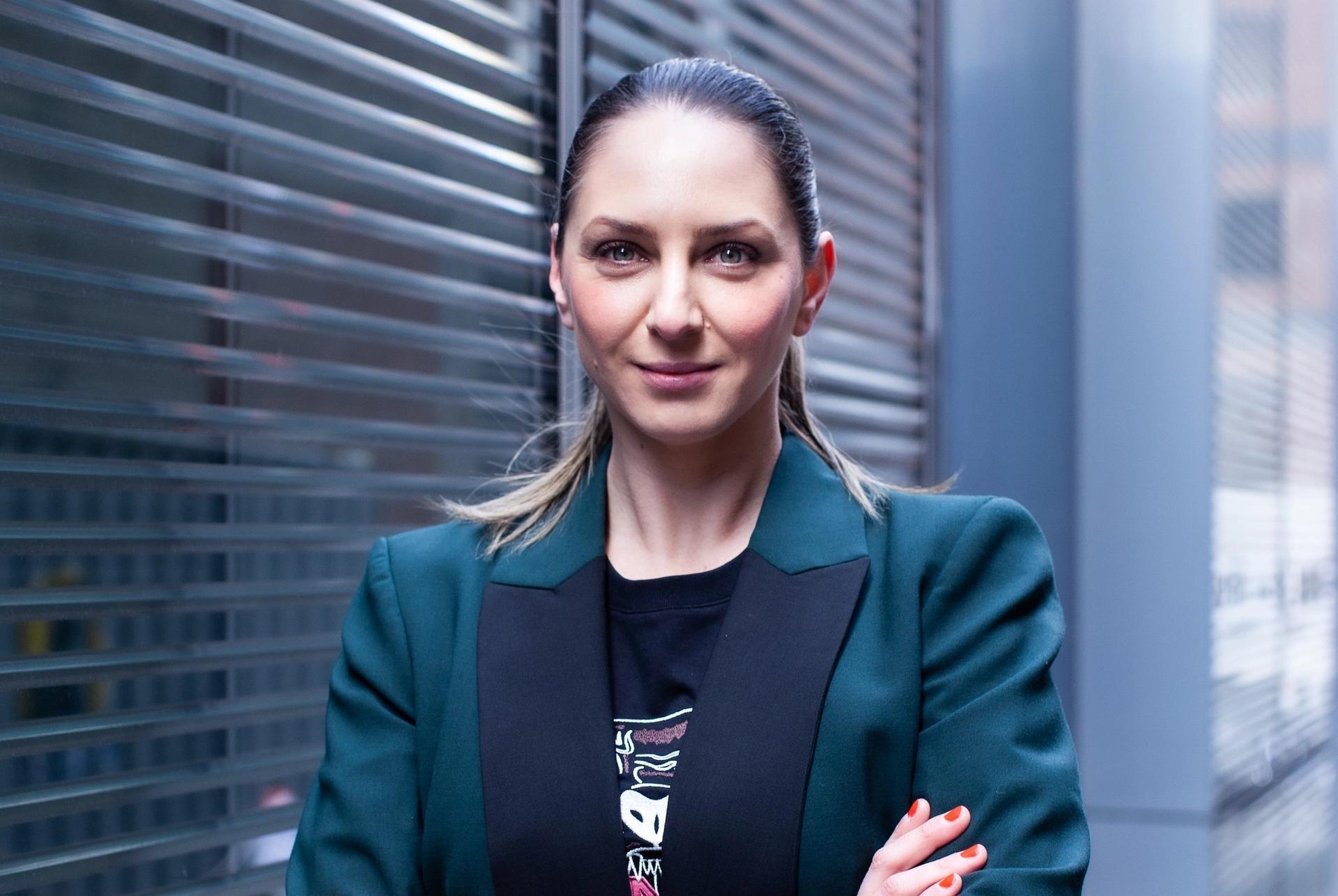Melbourne Art Fair director Maree Di Pasquale