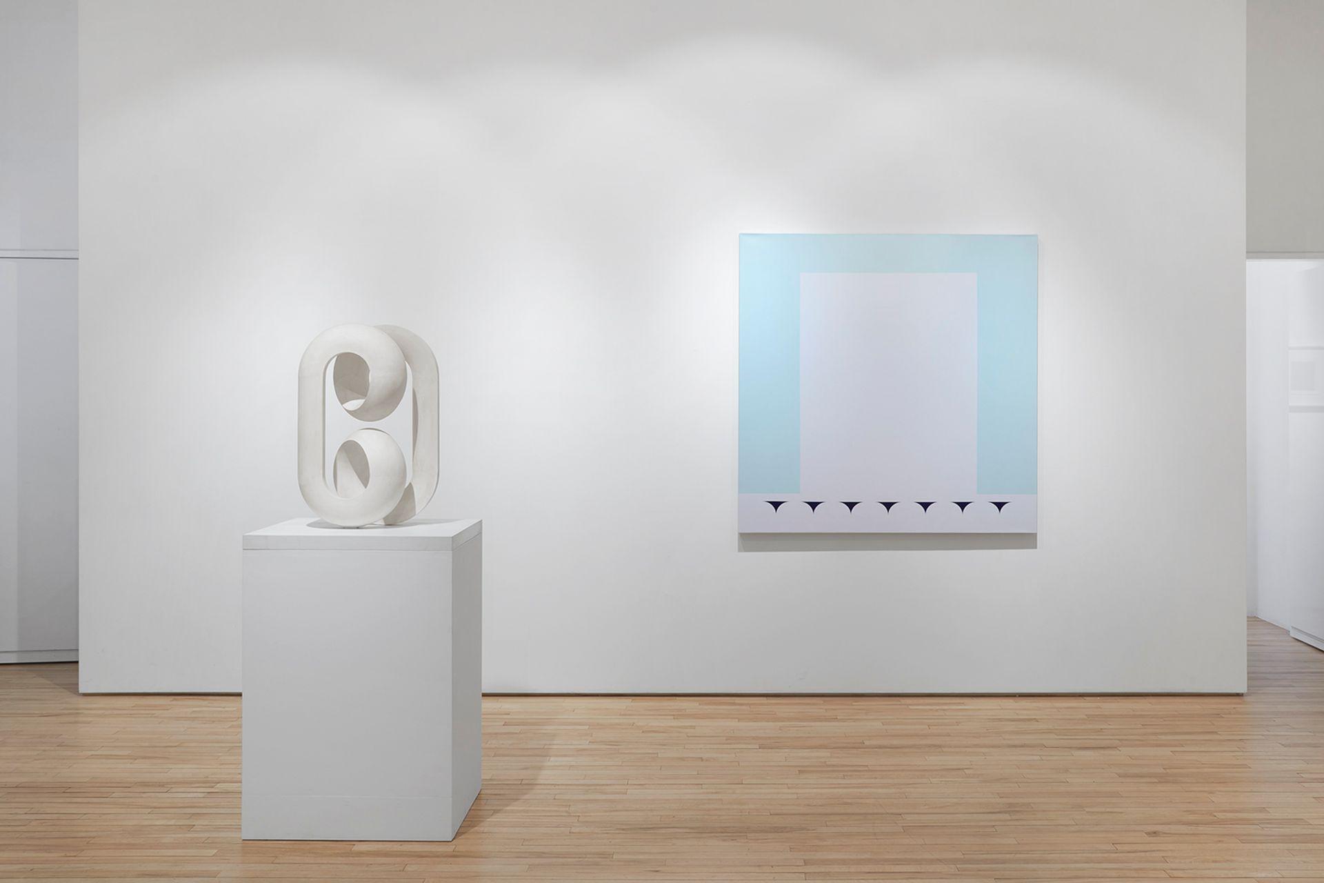 Installation view, Correspondences, Frestonian Gallery (2021) Courtesy of Frestonian Gallery