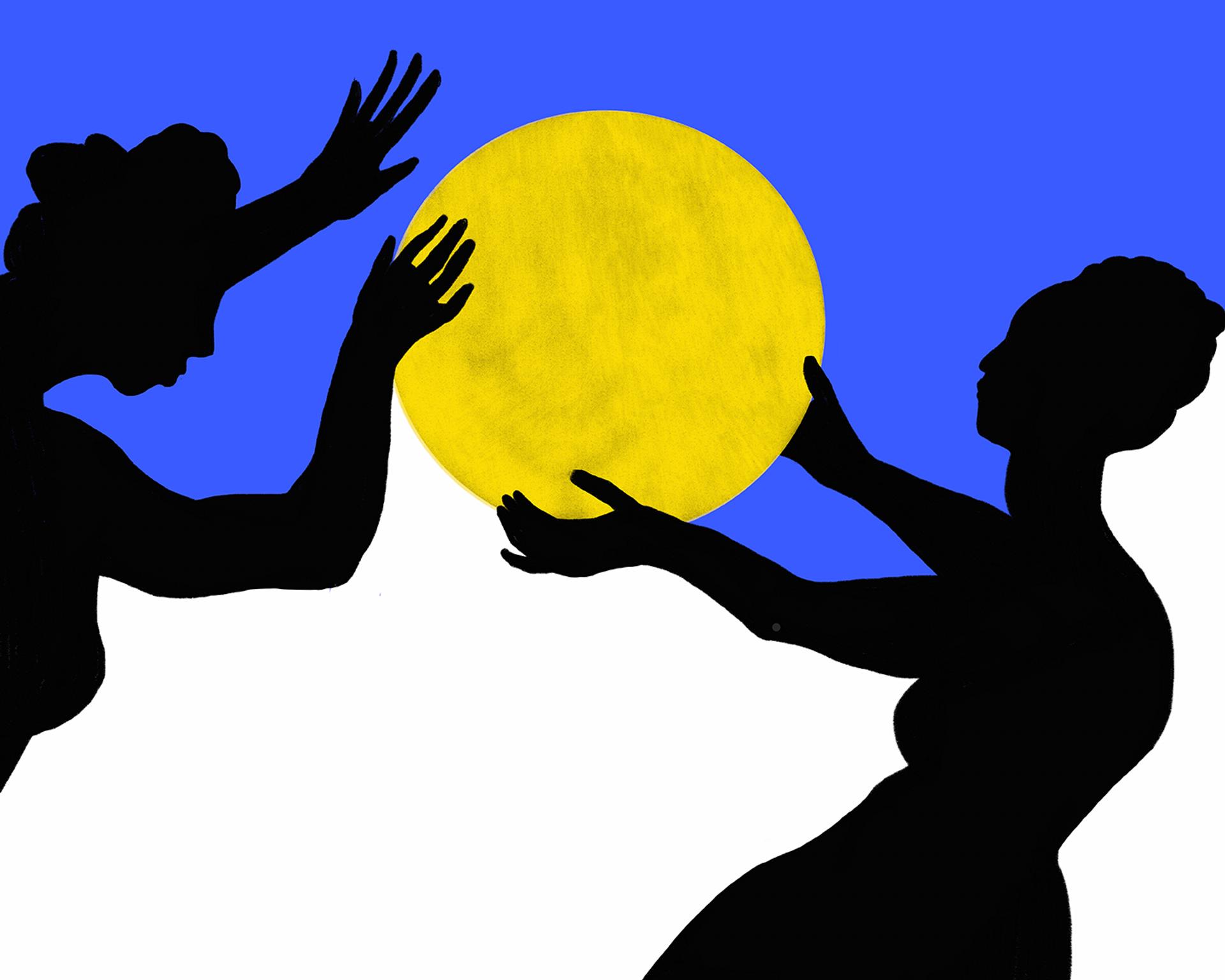 Diana Ejaita, Reach for the Sun (2021) Little Sun