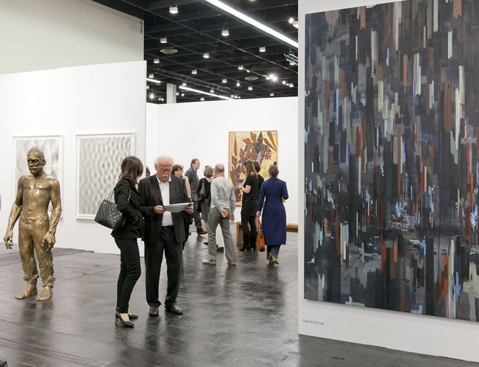 Cologne's ban of events with more than 1,000 people until 10 April led us to the postponement of the city's art fair © Koelnmesse