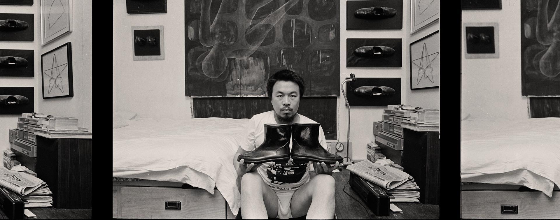 A still from one of Ai Weiwei's films ©Ai Weiwei