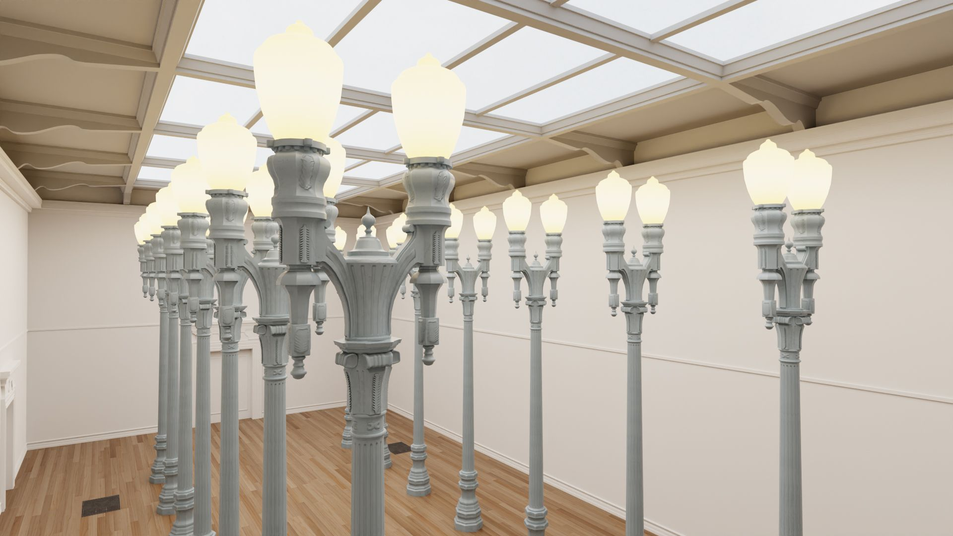 TheVOV's virtual presentation of Chris Burden's 14 Magnolia Doubles as part of the South London Gallery's digital revival of his solo exhibition (2006)