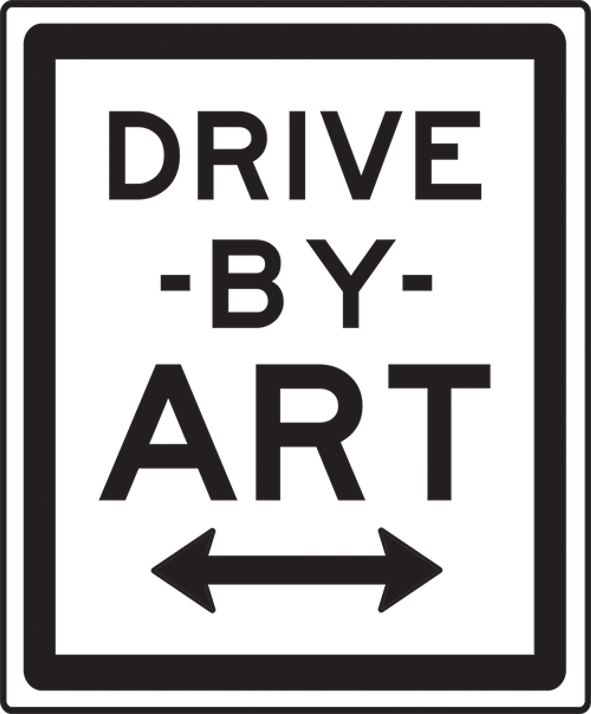 Courtesy Drive-By-Arty