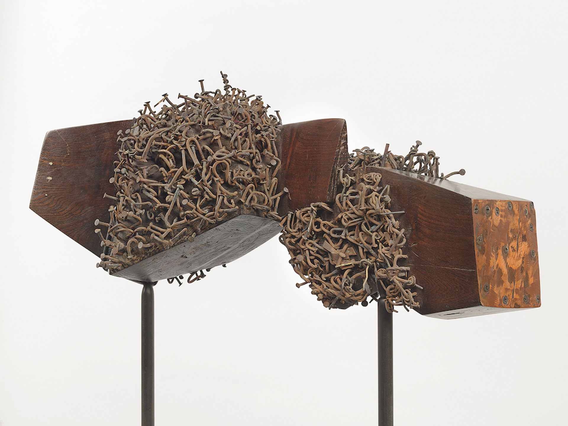 Jack Whitten, The Afro American Thunderbolt, 1983-84 Metropolitan Museum of Art/Met Breuer