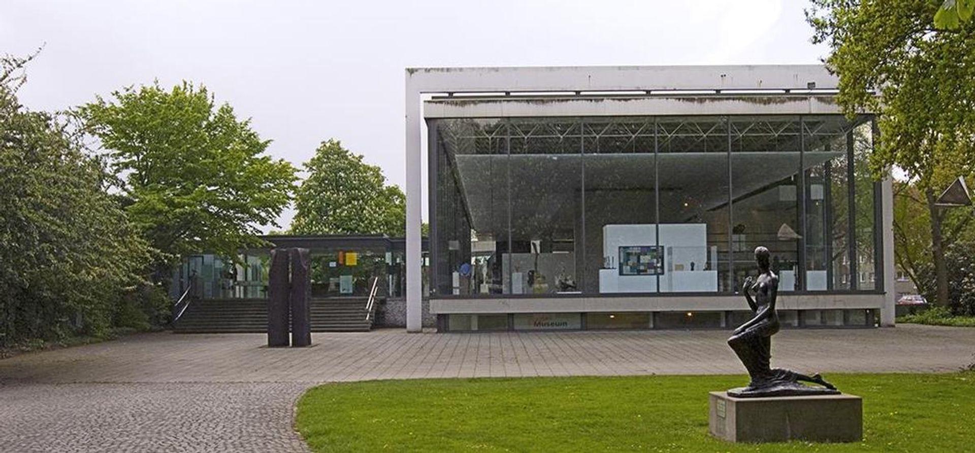 Wilhelm-Lehmbruck-Museum in Duisburg, Germany