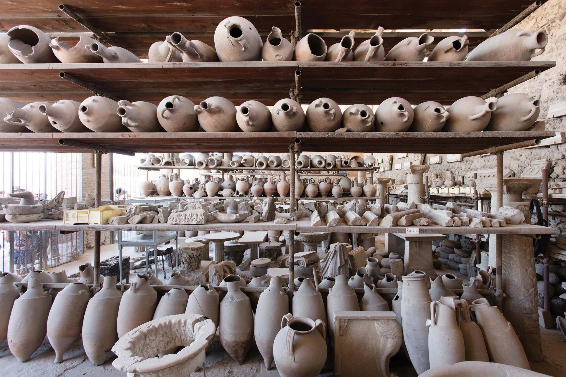Courtesy of Parco Archeologico di Pompei