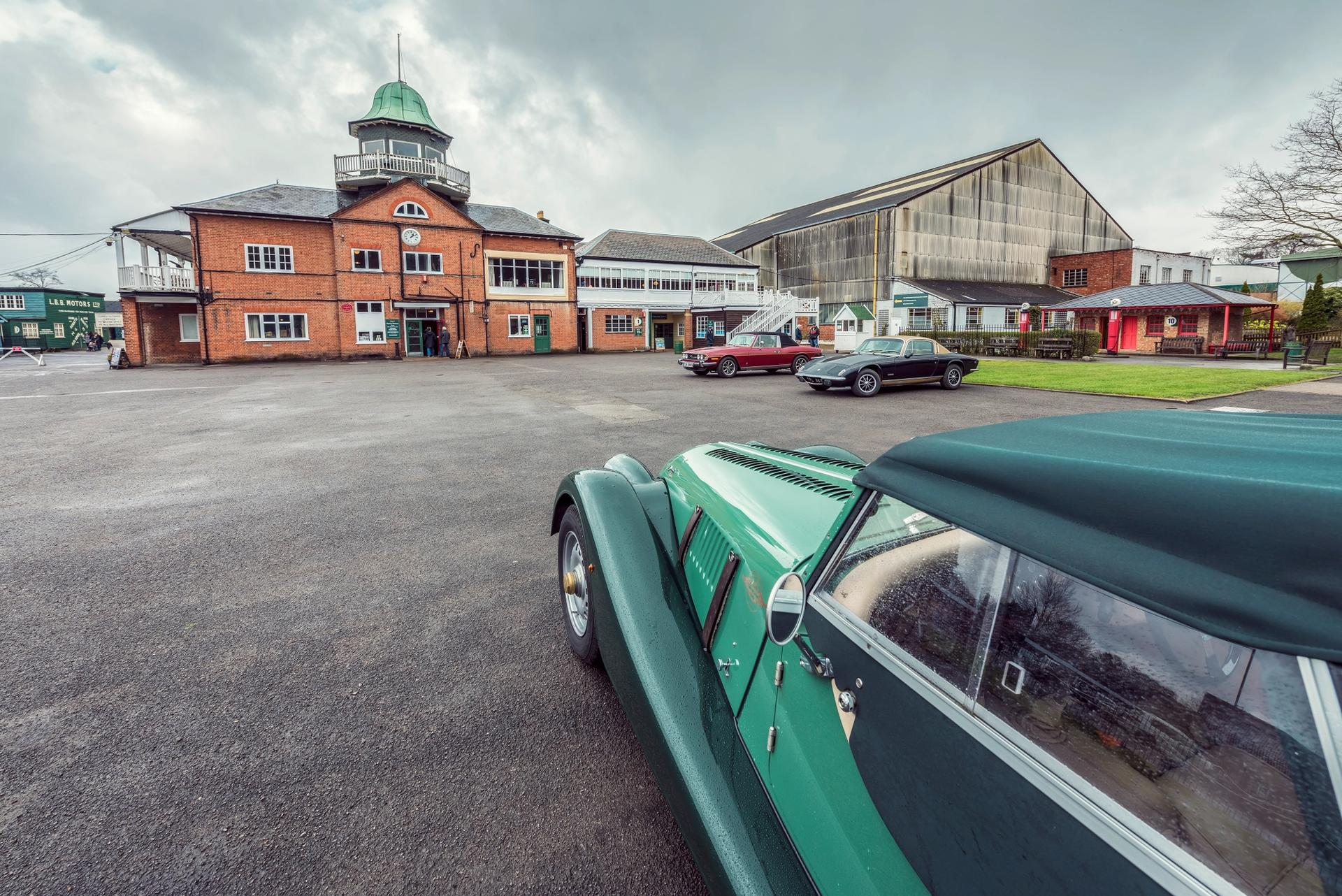The Brooklands Museum in Weybridge—the world's first purpose-built motor racing circuit—is one of the Art Fund Museum of the Year 2018 finalists Photo: Marc Atkins