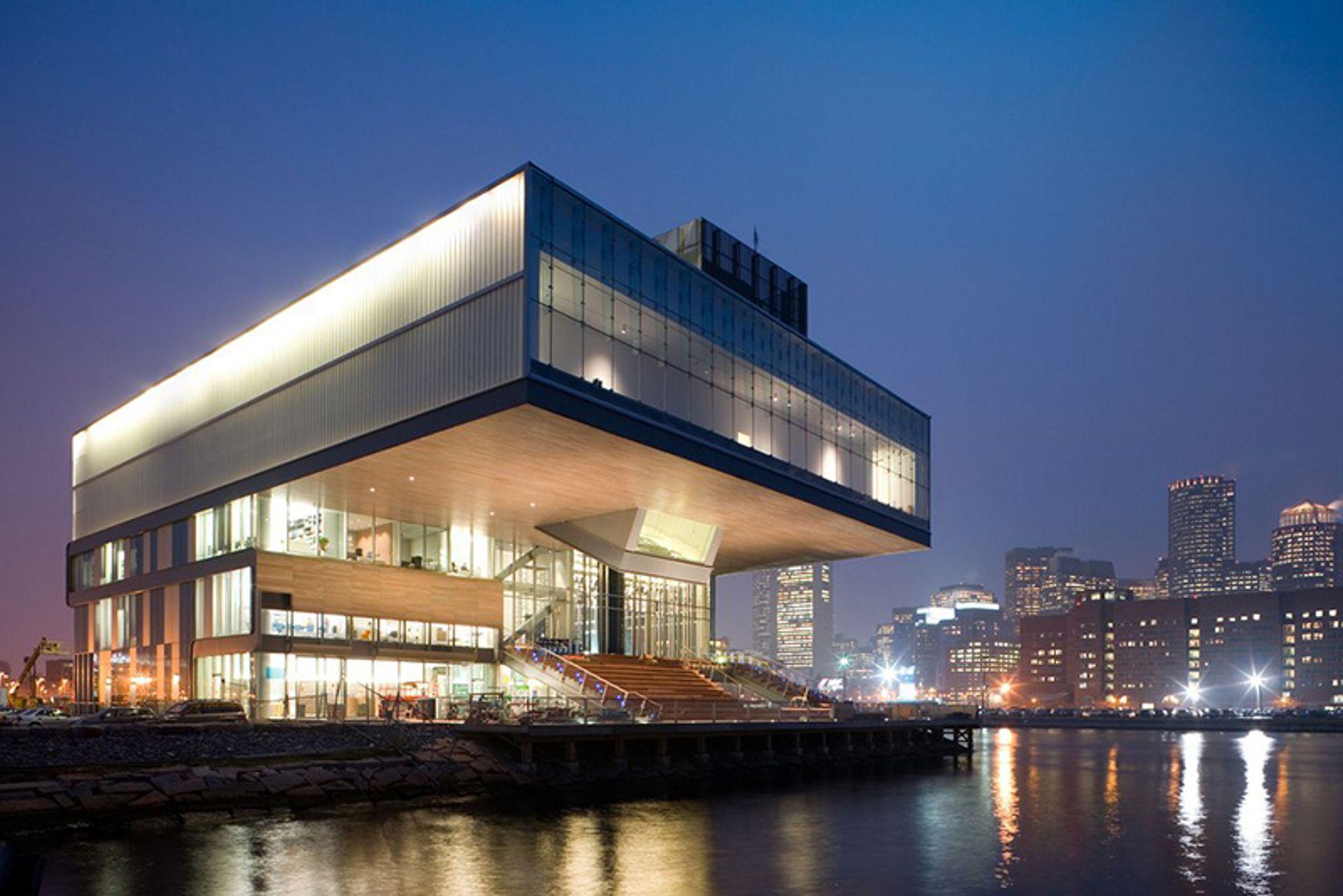 ICA Boston Diller Scofidio + Renfro Architects
