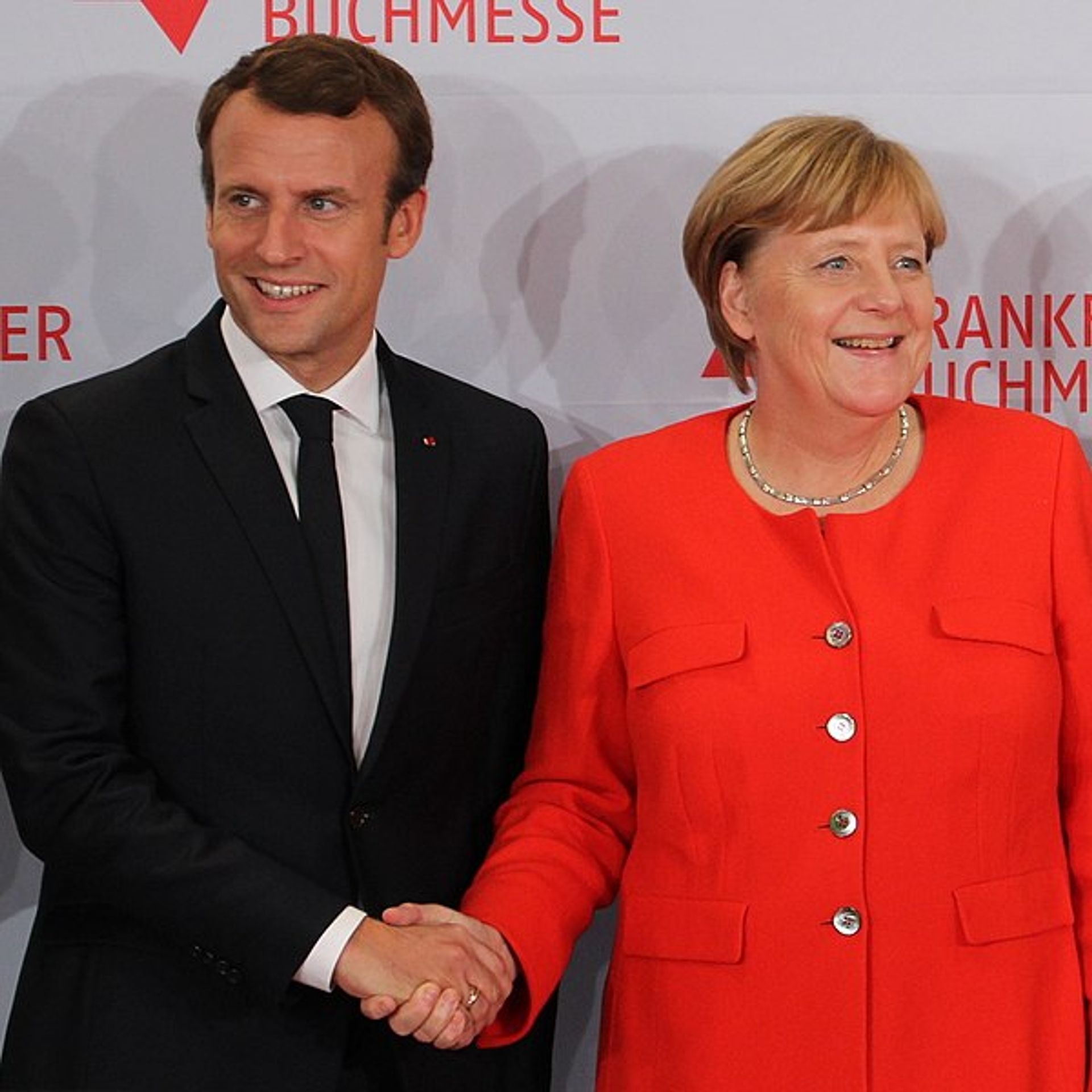 """The culture institutes are part of the """"Aachen Treaty,"""" a Franco-German friendship accord signed by Chancellor Angela Merkel and President Emmanuel Macron on January 22 Wiki Commons"""
