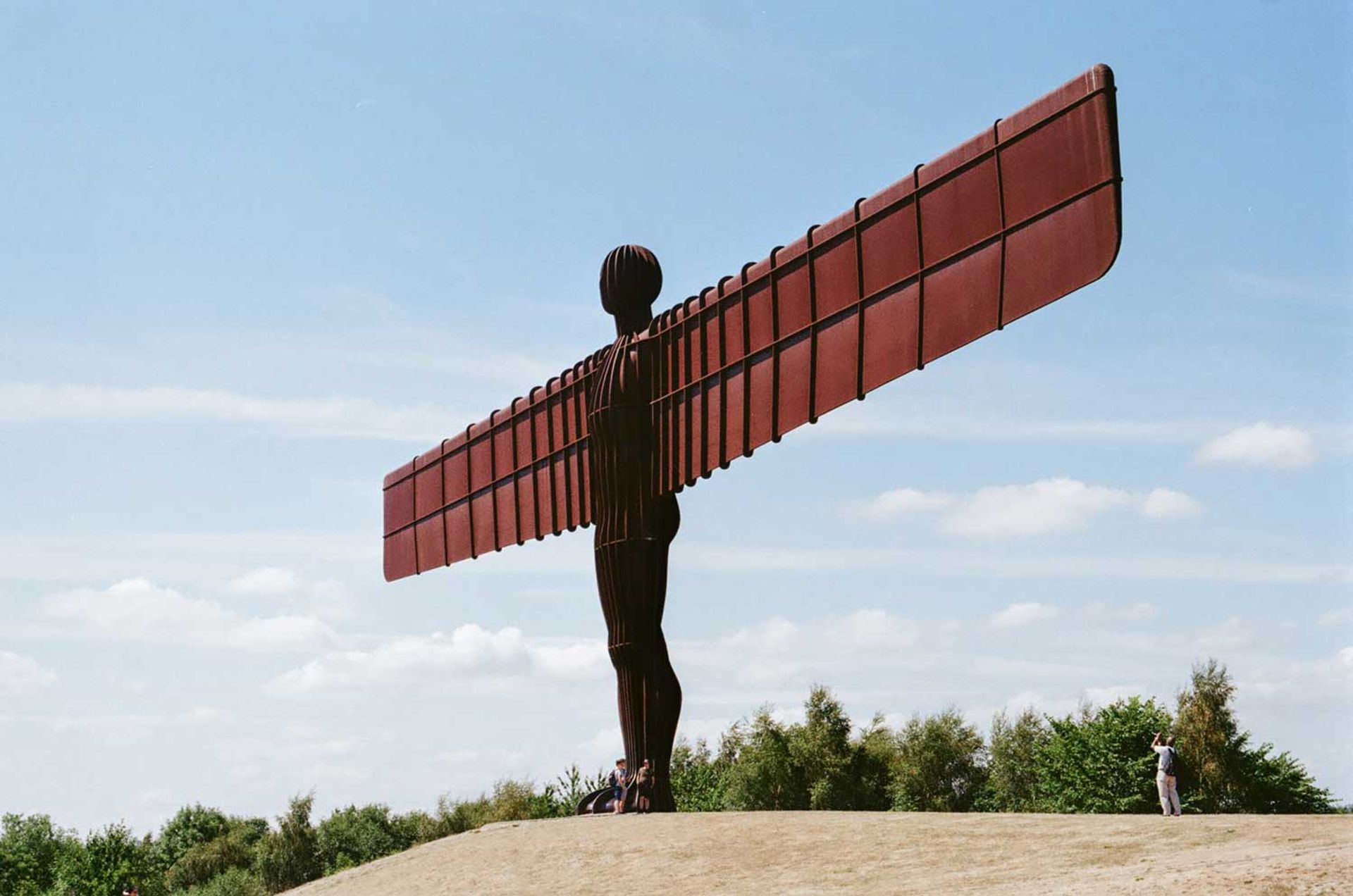Gormley's Angel of the North Anthony Winter