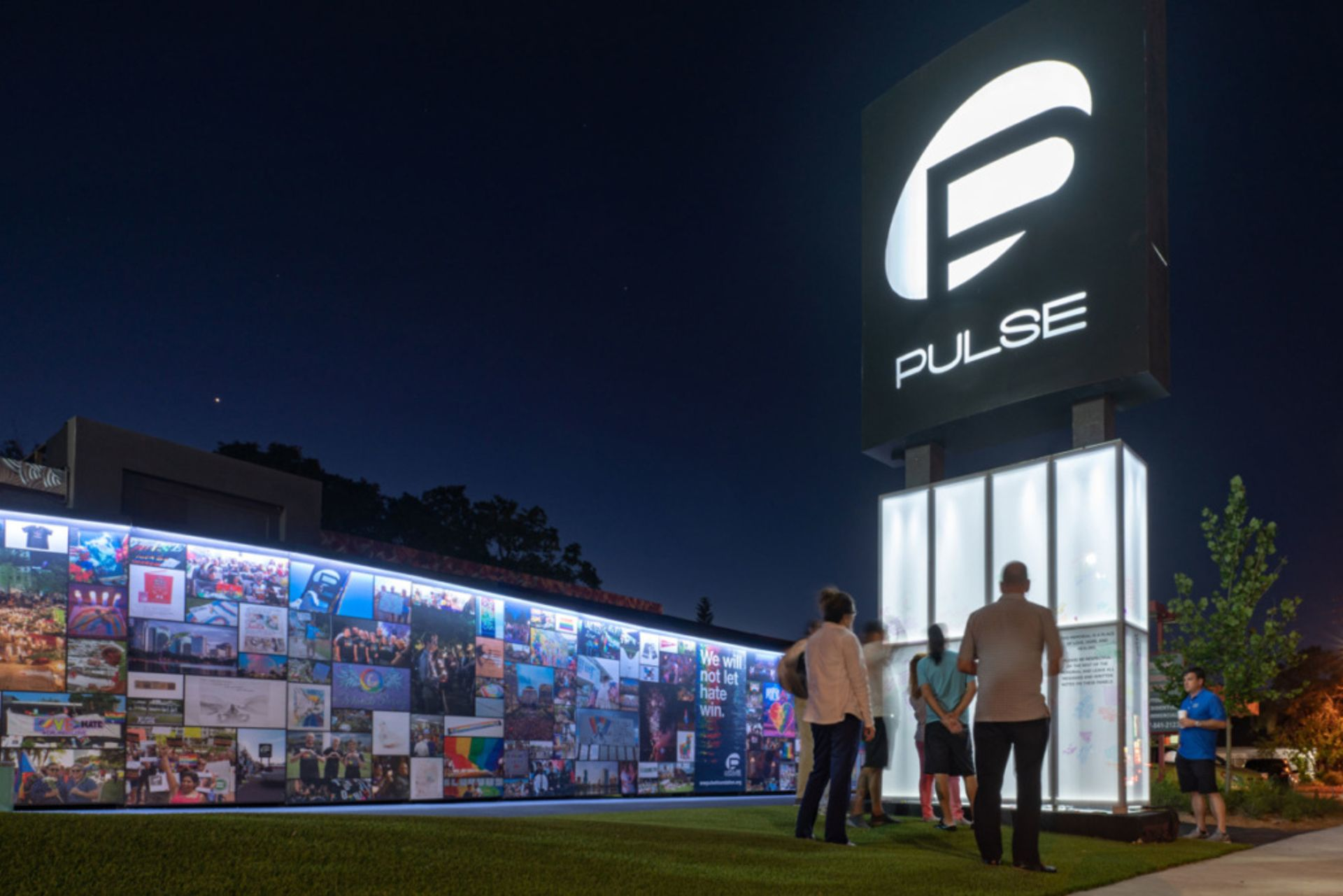 High-profile architecture firms, artists, and landscape architects were shortlisted this year to design a memorial and museum at the site of the Pulse nightclub shooting in Orlando, Florida Courtesy onePULSE Foundation