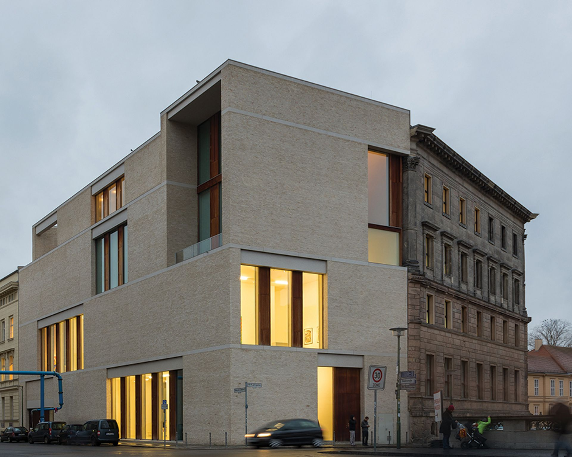 Galerie Bastian's former space in Berlin © Arild Vågen/Wikimedia