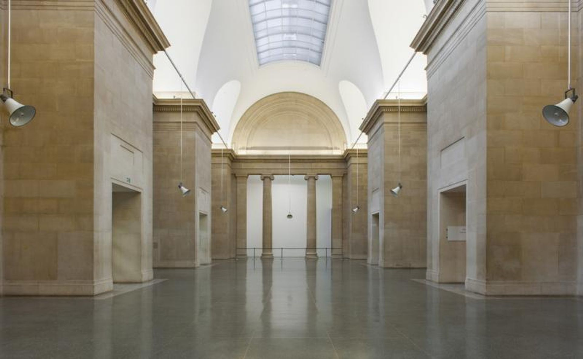 The Duveen Galleries at the Tate Britain in London, one of the many UK museums which faces uncertainty due to the coronavirus pandemic © Susan Philips Horiz
